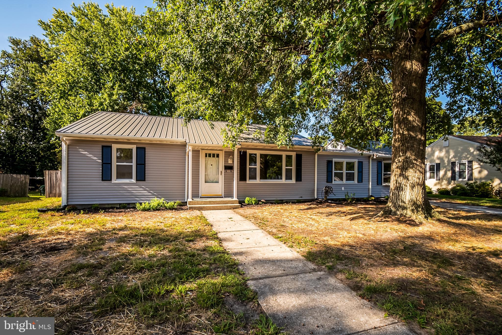 Completely renovated 3 BR 1BA RANCH with all the upgrades you've been searching for in a new home!Ea