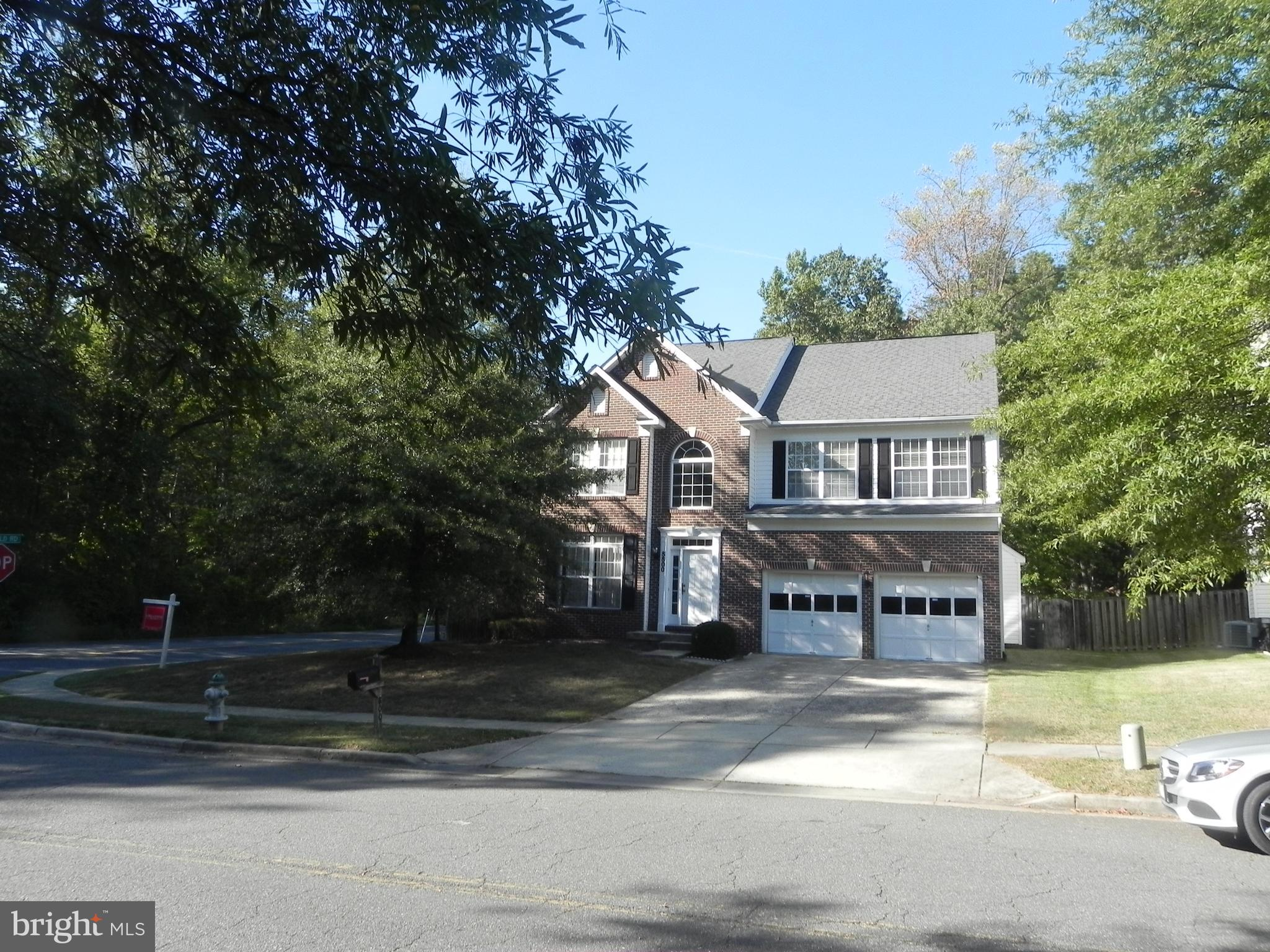 This brick front home has been freshly painted and has brand new carpeting installed on all three le
