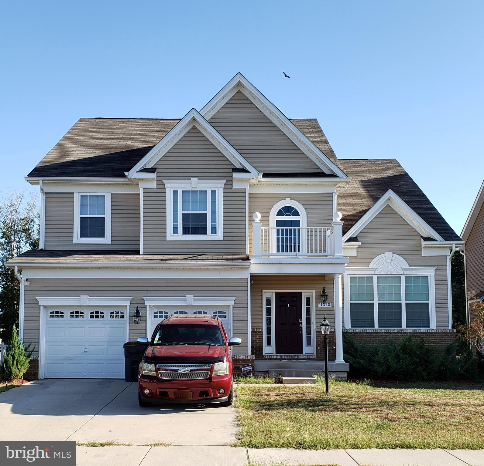Ready to call this house home?  This lovely home has granite counters, stainless appliances, durable