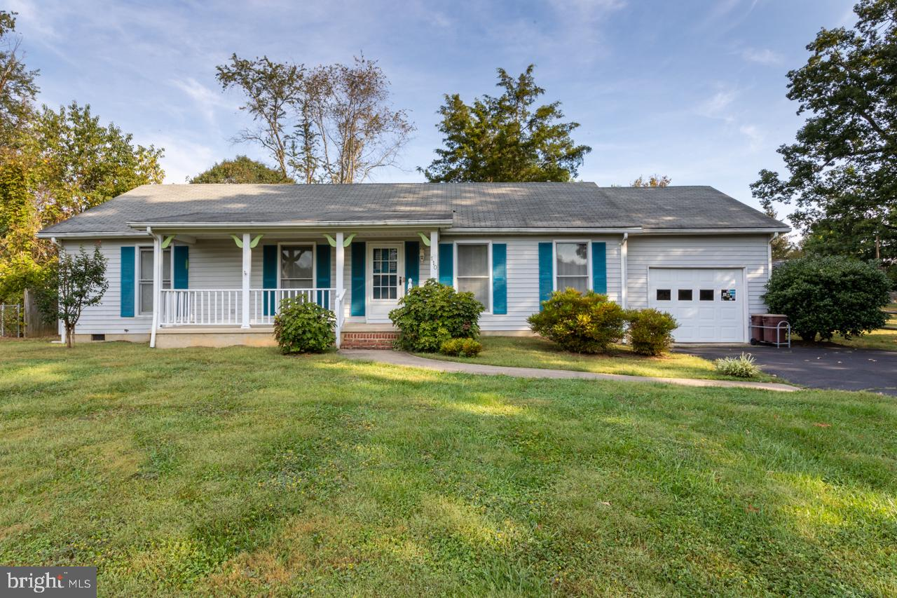 One level living in a convenient location. Don't miss this 3 bedroom 2 bath rambler in the Town of Gordonsville. This home features large bedrooms, an attached garage, nice screened back porch, a roomy front porch and a partially fenced yard. This quaint home is ready for you to make it your own.