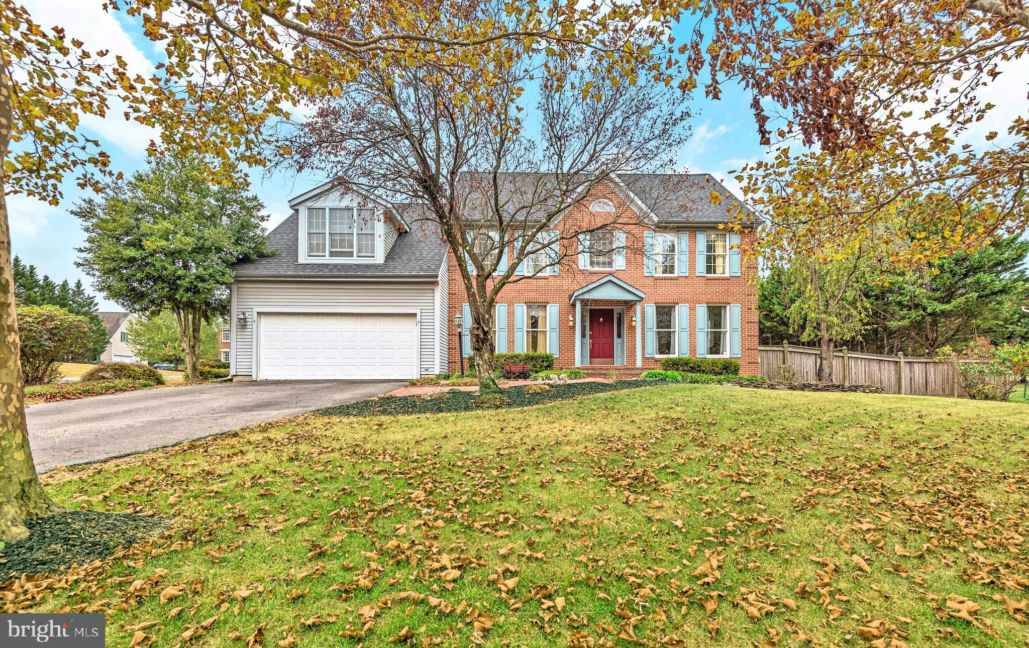 **Huge Price Drop** A rare find in the Rockburn Township, this unique property boasts a stunning built in pool with a deck, patio pavers and fenced in yard that is perfect for hosting friends and family.  The hardwood floors in the foyer, kitchen and family room make for a beautiful entry.  With the coveted open floor plan from the kitchen, to the eat in dining room to the family room, you never feel confined.  Also featuring 5 bedrooms, a 2 car garage, vaulted ceilings and 2 walk in closets in the master bedroom, his and hers vanity in the master bathroom, a finished basement with bedroom, updated bathroom, this home has it all.