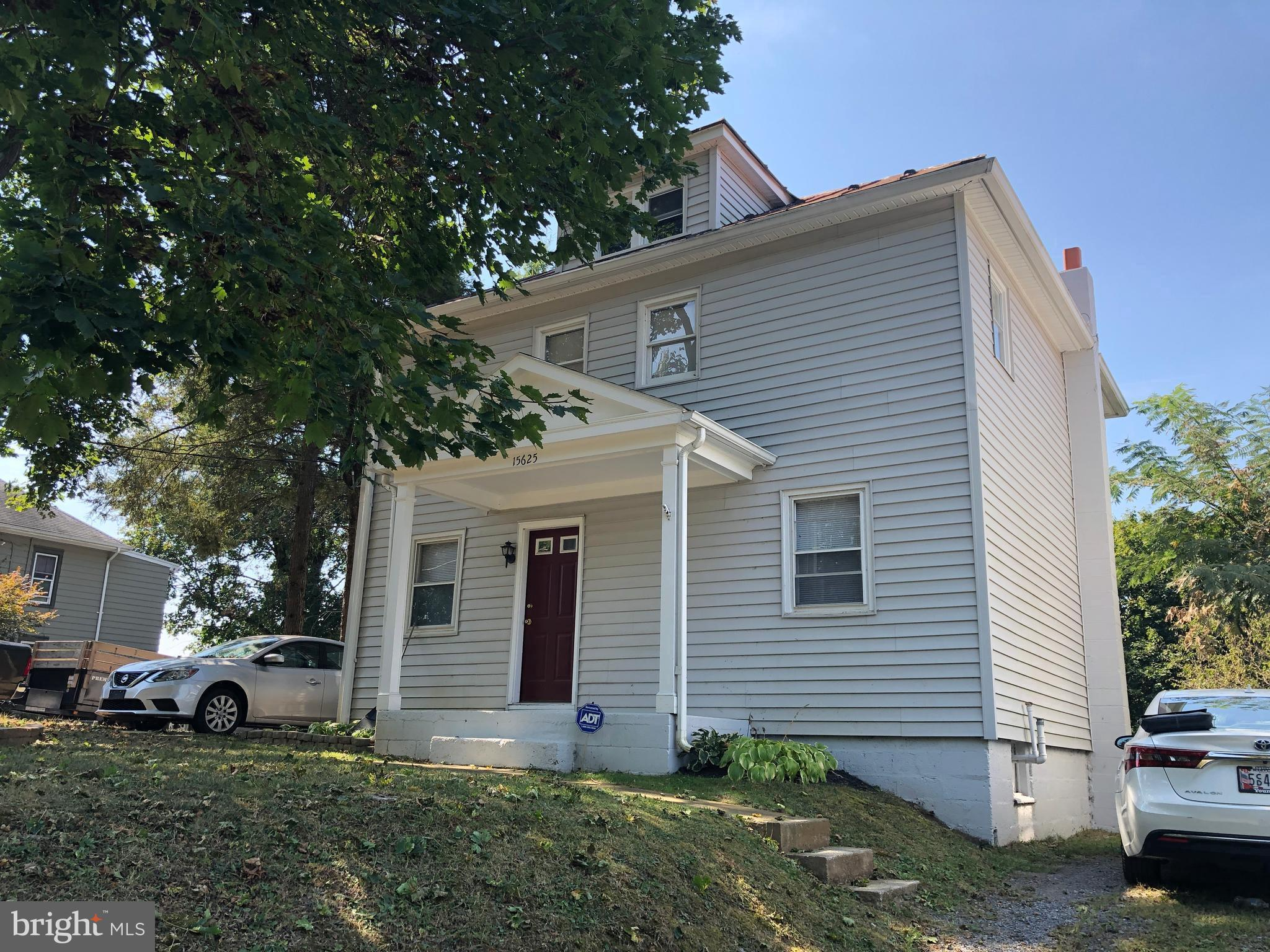 Enjoy the country in this 4 Bedroom, 1 Bath colonial style home.  Older home in move in condition with  almost new Heating and Central Air Conditioning System.  With today's low interest rates,    you can own this home for less than $775.  a          month.