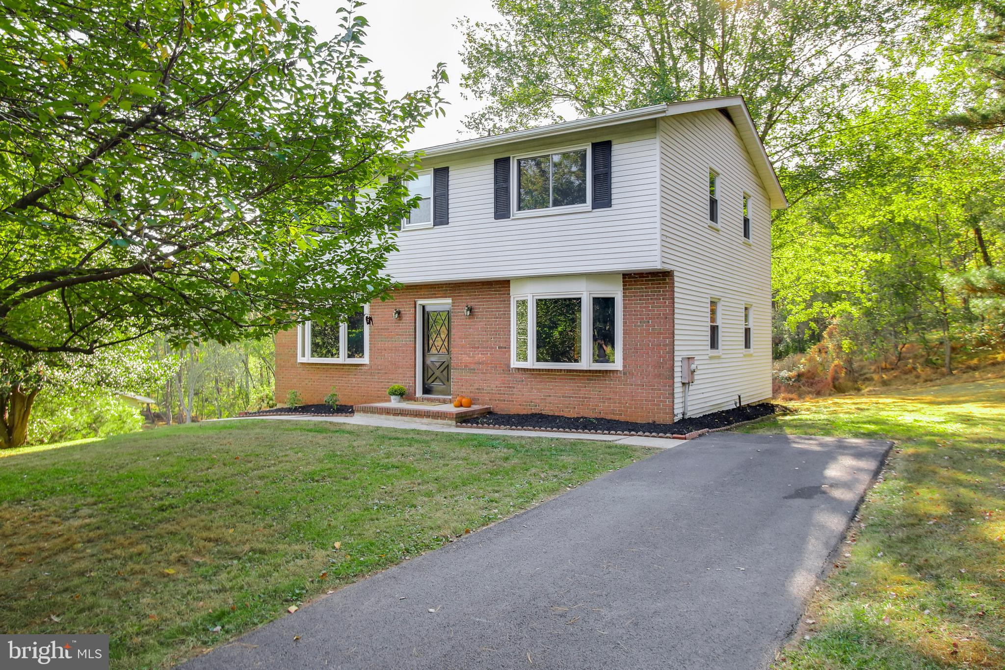 This spacious colonial with 3 finished levels offers 4 bedrooms and 2.5 baths. Step inside and be gr