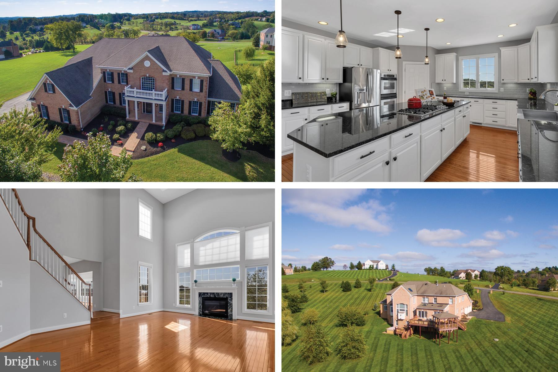 Exceptional single family home in the GORGEOUS SHENSTONE FARM community in Leesburg.~~~~- Four sides