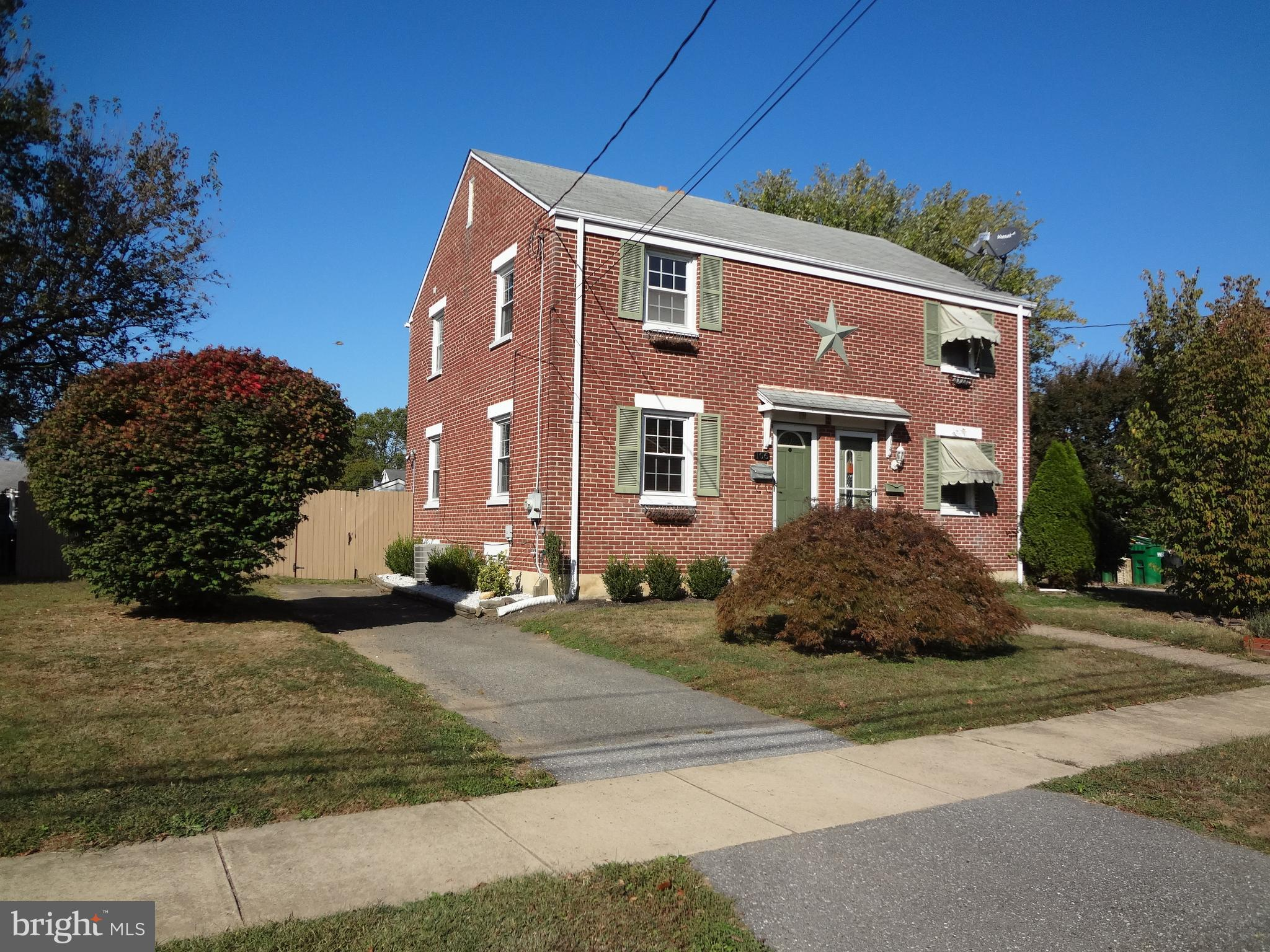 Charming Brick Twin in Pleasant Hills boasts beautiful hardwood floors throughout! Enjoy all the com