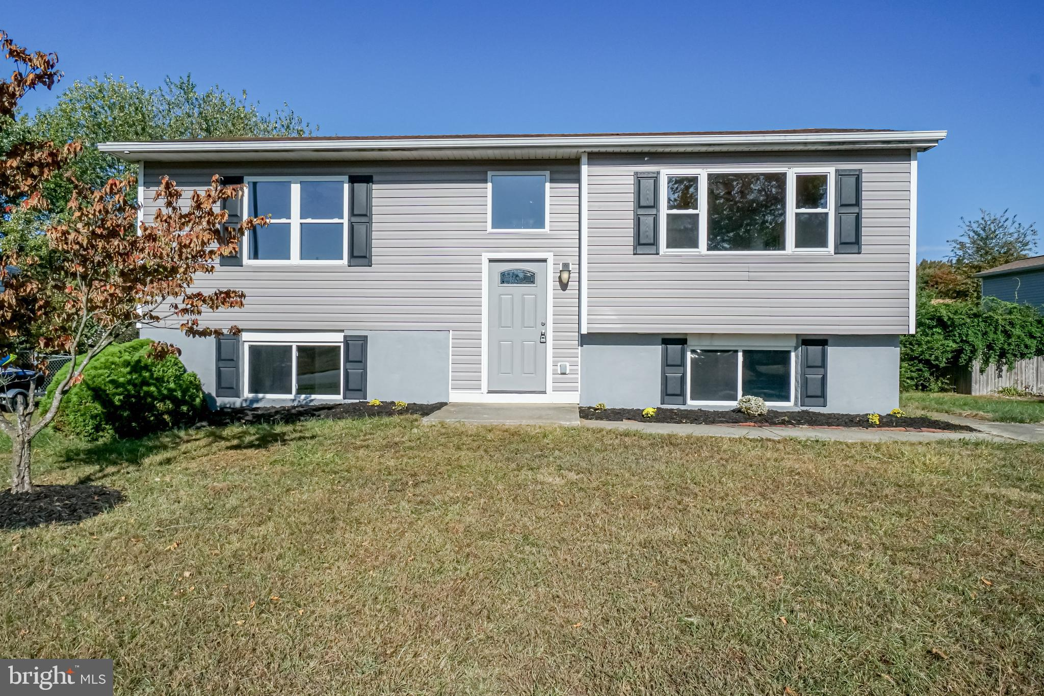Beautifully renovated 1800+ sqft home featuring 4 bedrooms and 2 full bathrooms. All new kitchen app