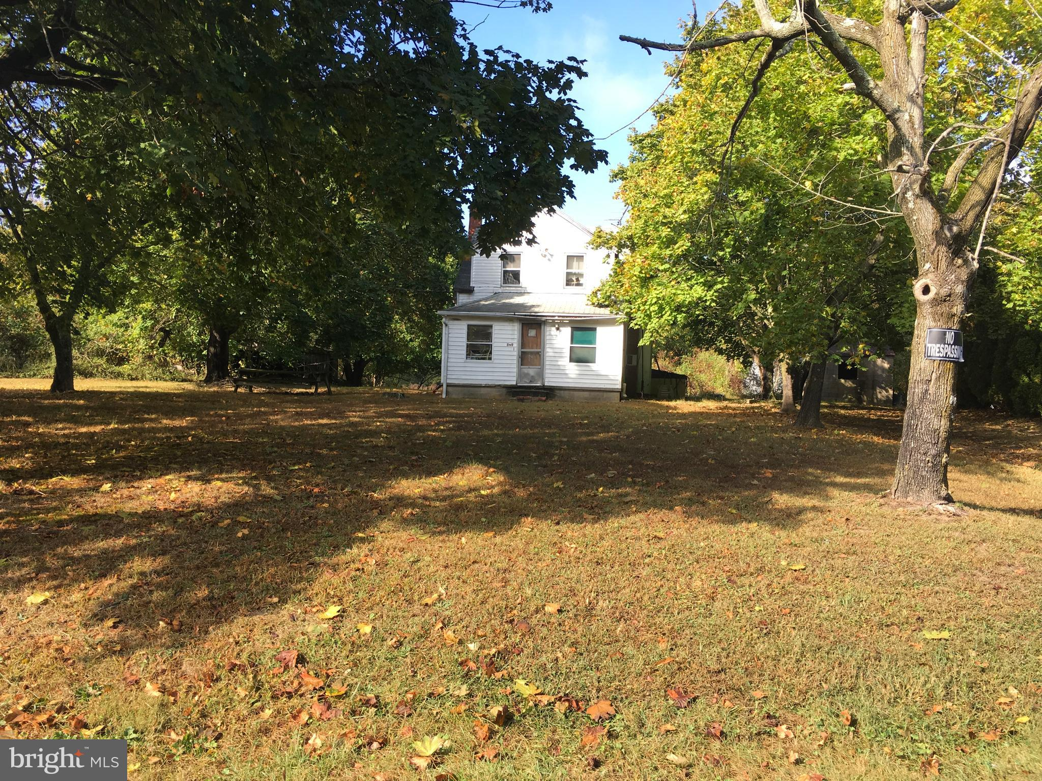 12.34 TOTAL ACRES, Includes 2 Parcels in Queen Anne's County.   Build your own home, hunting, fishin