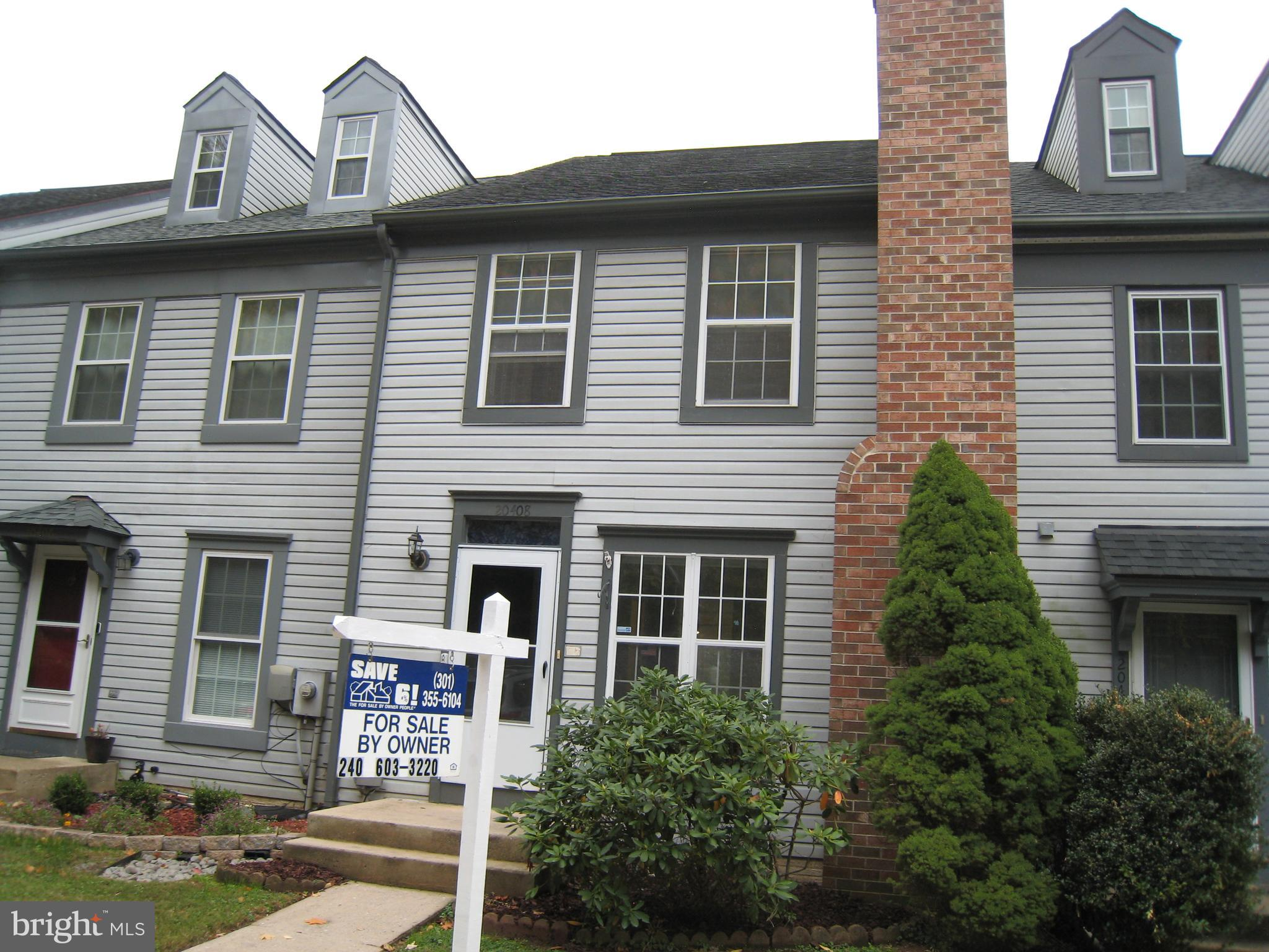 This beautiful townhouse features a totally new kitchen with stainless steel appliances, granite cou