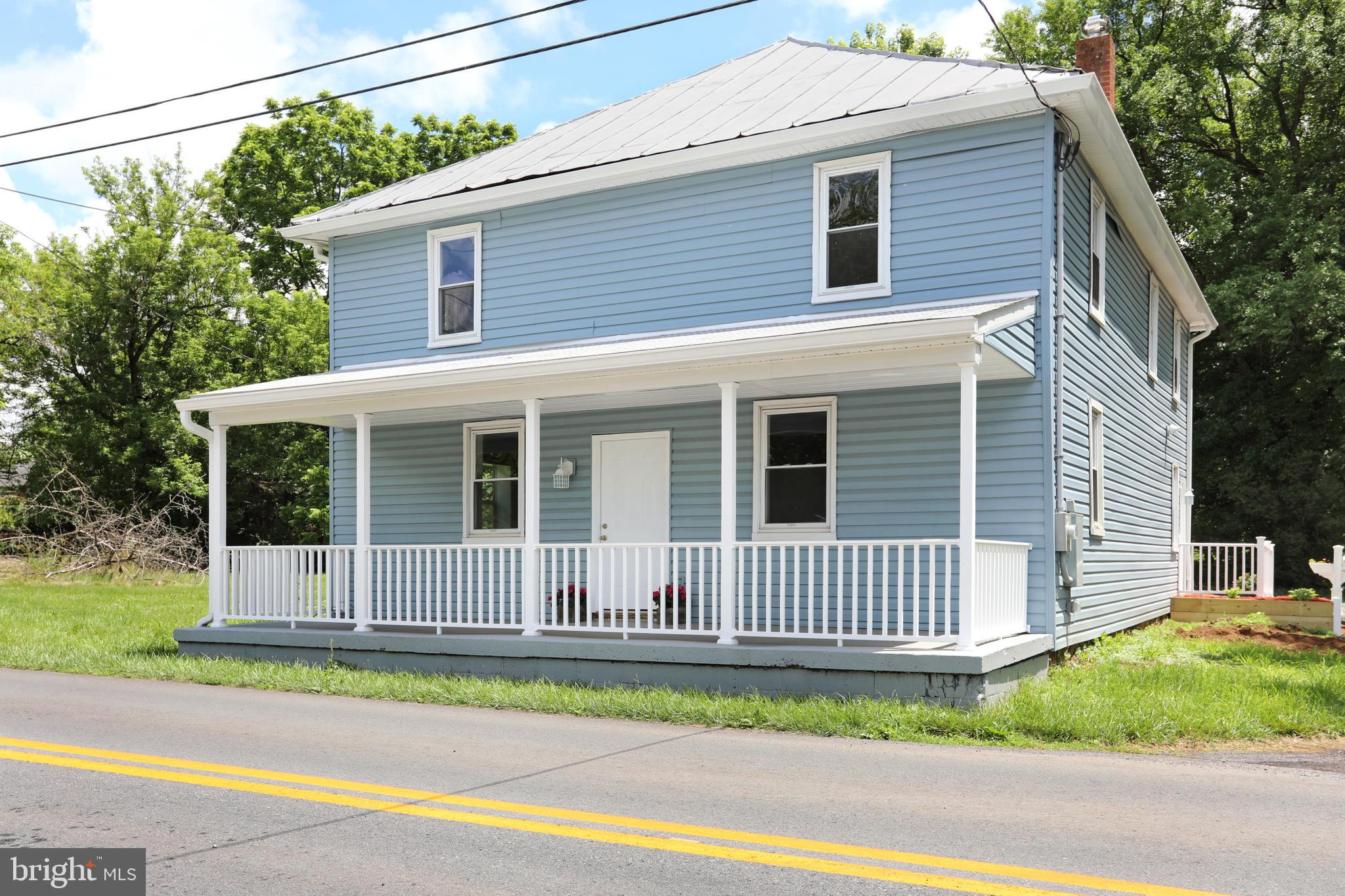 Modern farmhouse has been fully renovated 2019! Custom touches throughout. Expansive main level feat