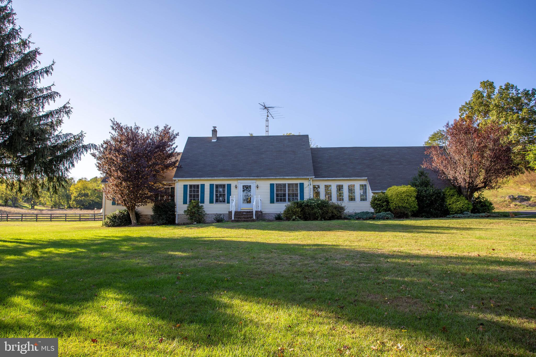 Horses and Chickens and Cows- OH MY! This Beautiful Farmette boasts over 7+ unrestricted acres at a