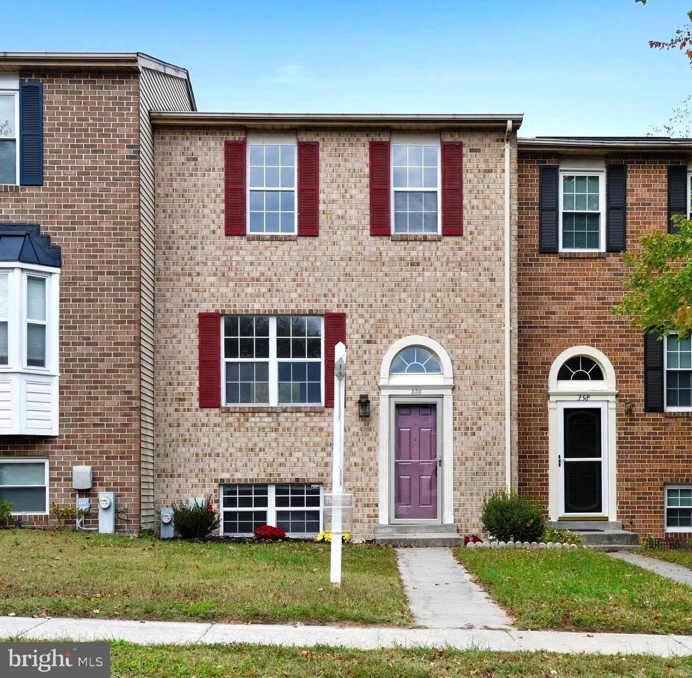 Beautiful UpdatedTownhouse in Aspen Park with Spacious light filled Living Room, Eat- in Kitchen, New Appliances and countertops, updated baths, Finished Walk-out Lower level with 4th Bedroom and Full Bath, Large Deck & Fenced Yard.