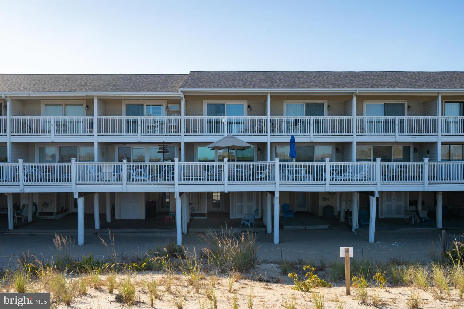 Wake up in your Master bedroom overlooking the Ocean! Gorgeous views of the Ocean and Dunes from eac