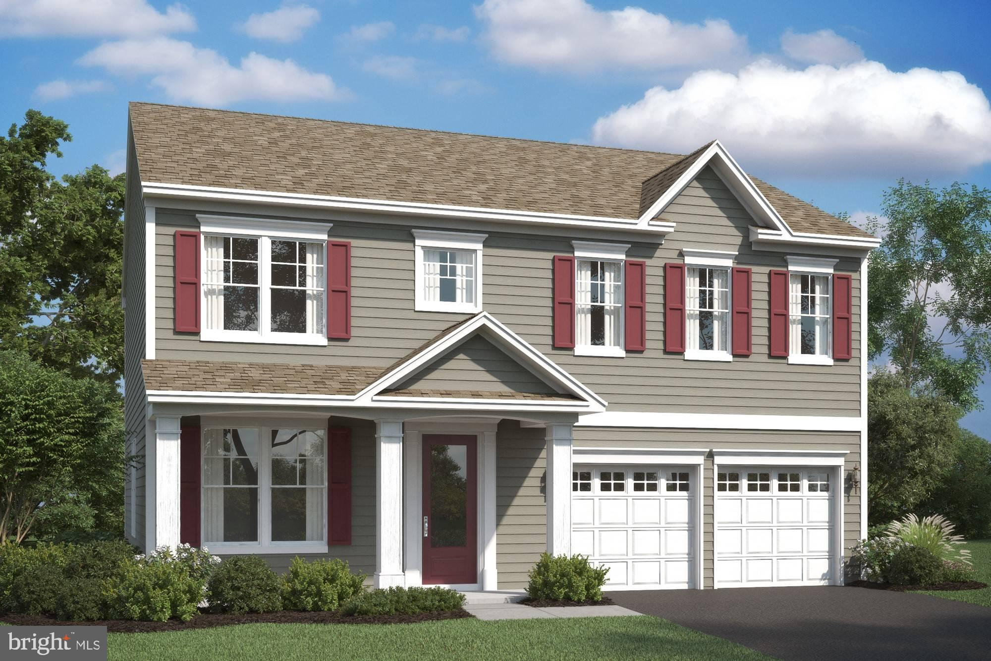 GRAND OPENING! Come be one of the first to purchase a Brand New Single Family Home in Millersville's