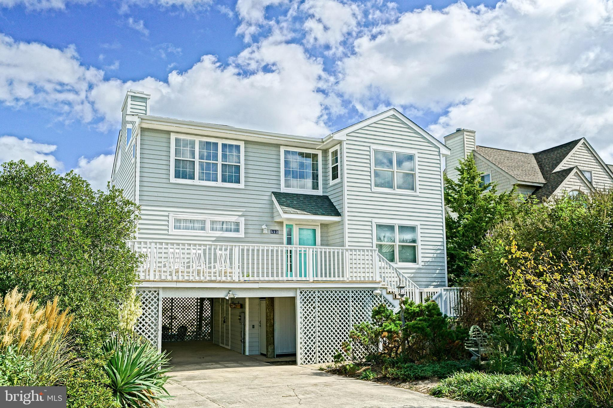 PANORAMIC VIEWS OF THE BAY & CAPE HENLOPEN STATE PARK! This Cape Shores beach home located just step