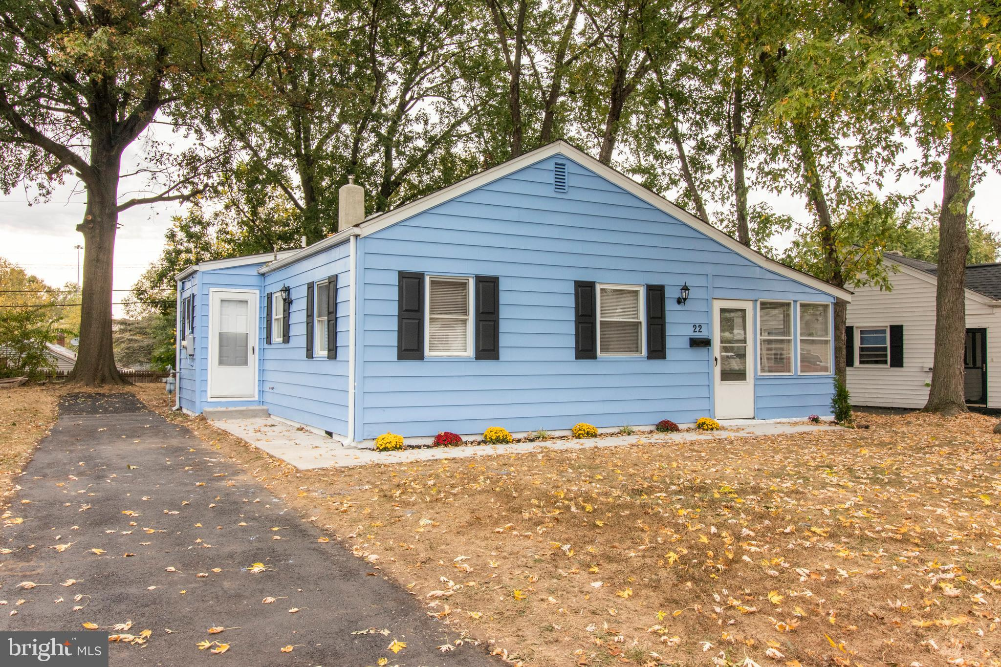 Welcome to 22 Lea Road in the desirable Manor Park Community. Newly renovated, Ranch style home feat
