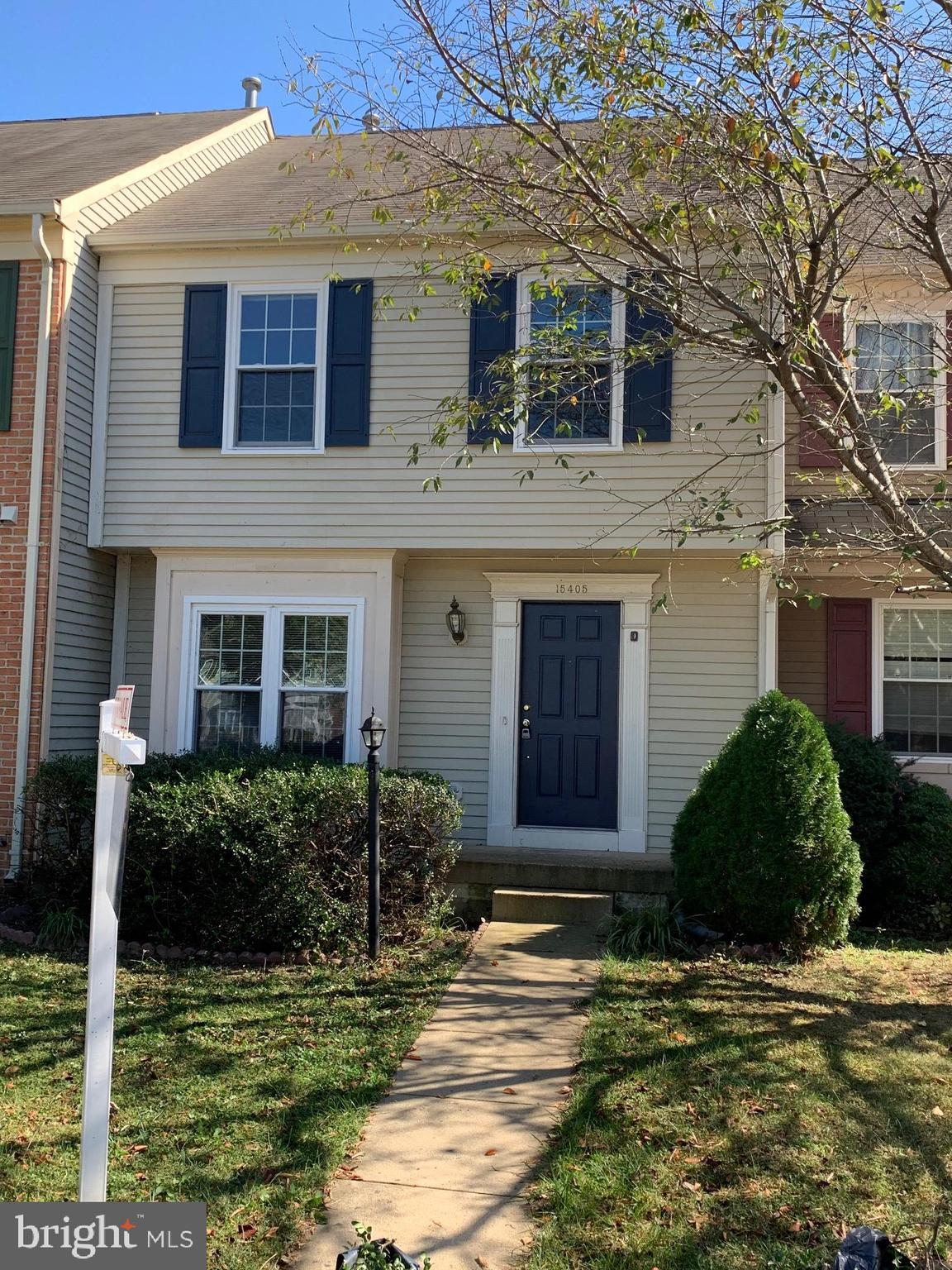 Come see this lovely townhome full of potential! New carpet being installed in bedrooms and lower le
