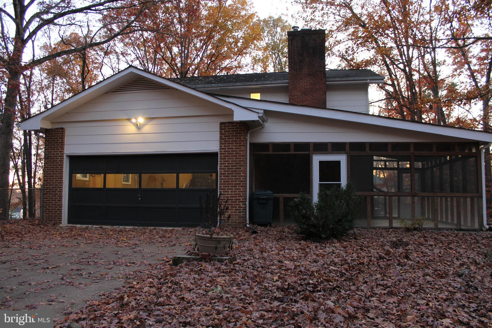 Move-In Ready Home on Private 1.27 Acre lot just minutes from historic downtown Fredericksburg, shop