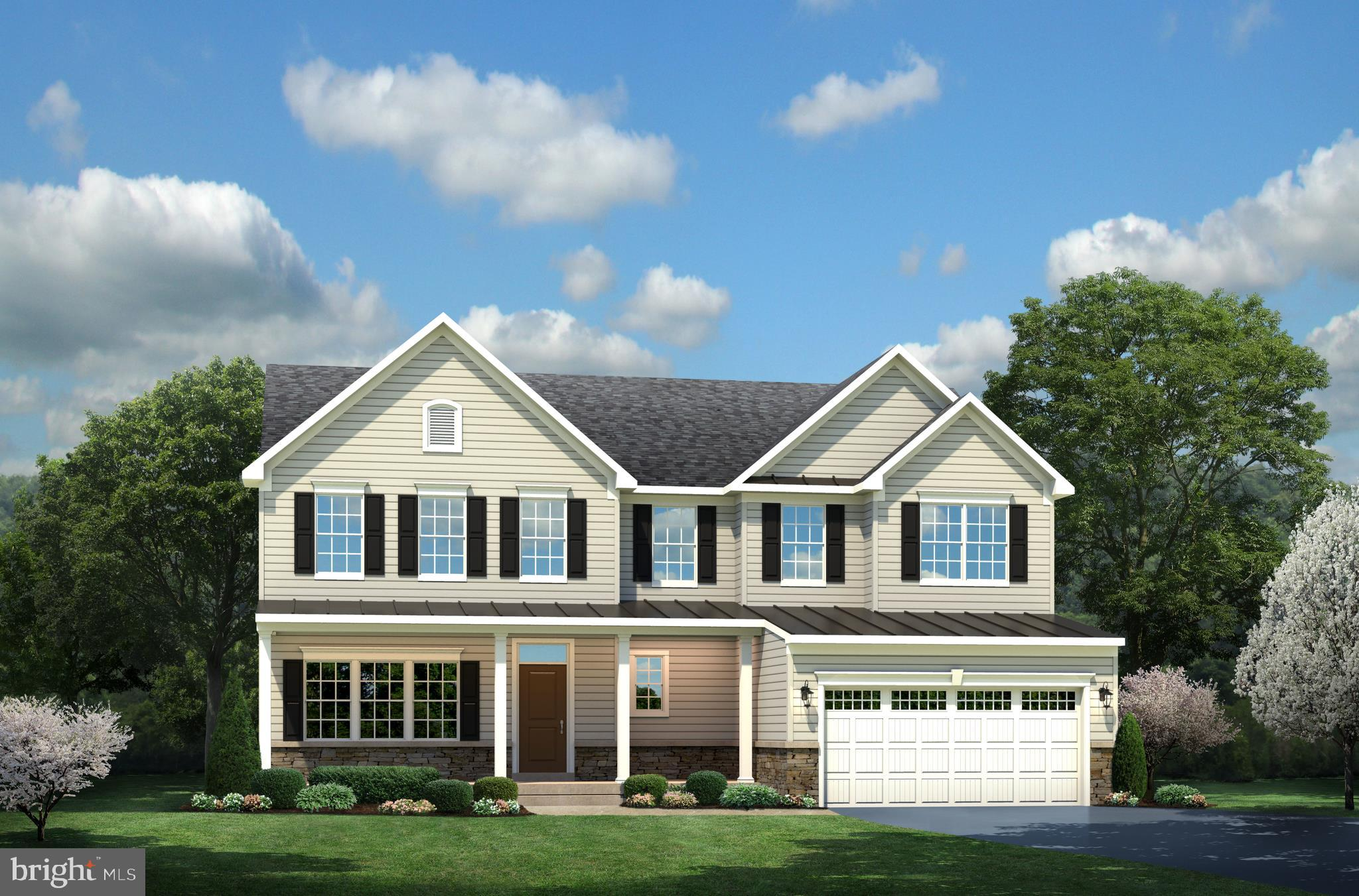 TO BE BUILT at Spring View Estates!  When designing the ROANOKE, we set out to create a memorable ho