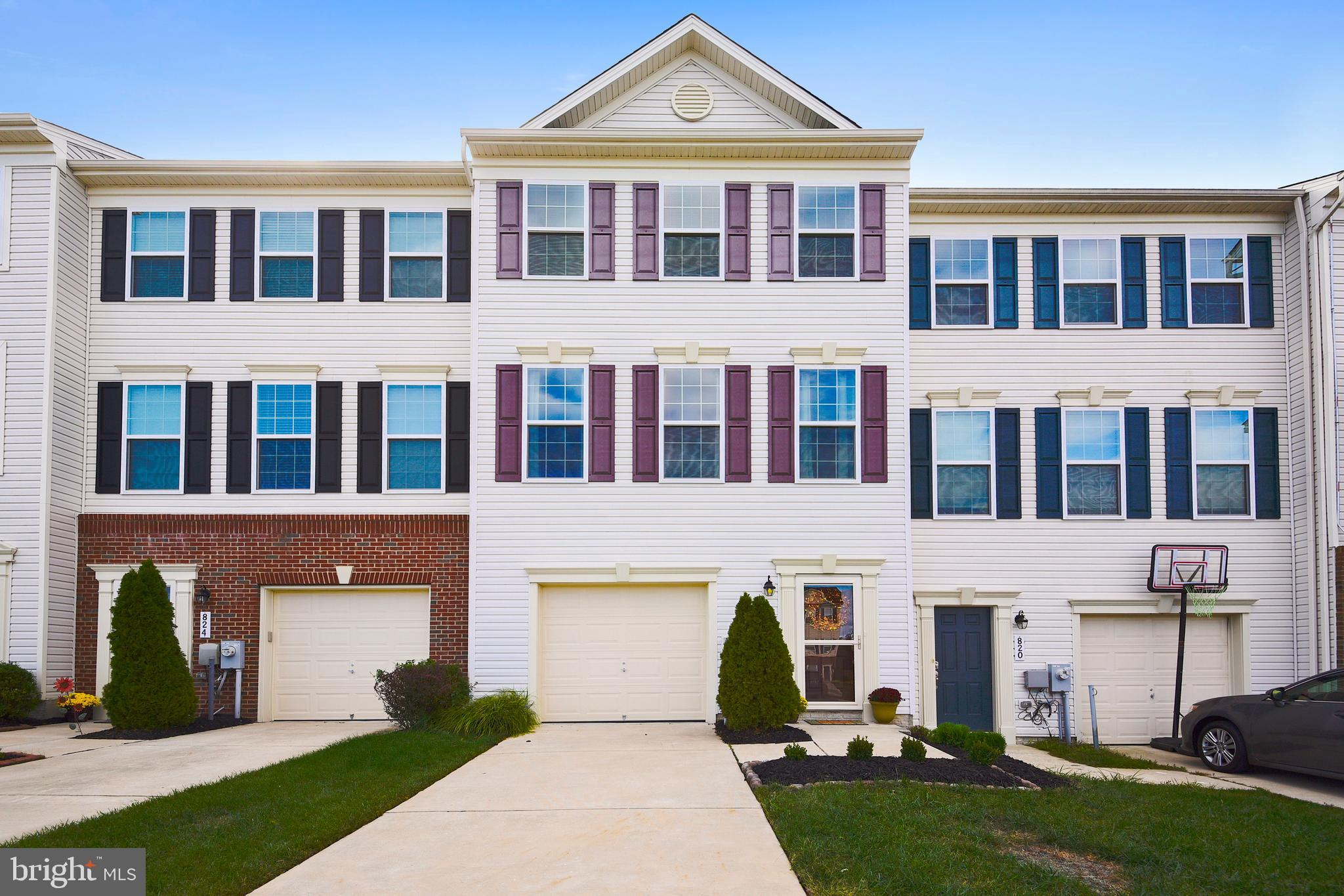 Like new garage townhome at an amazing price.  Pride of ownership around every turn in this 3 Bedroo