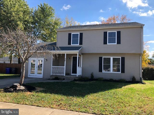 Beautifully renovated 3 bedroom 2 ~ bath colonial style home located in a prime Elkton location near
