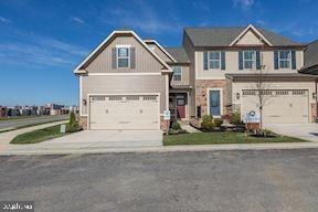 November Move-in!  Newly constructed Calvert model at the Woodlands in Urbana, a 55+ Active Adult Co