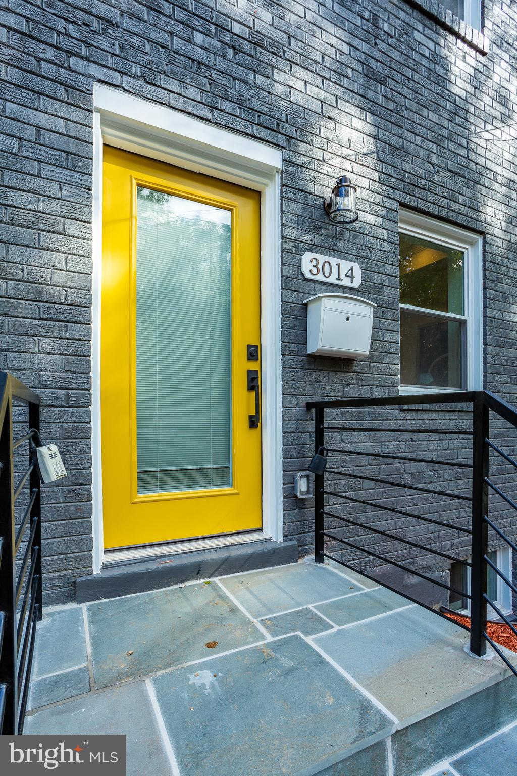 Beautiful fully renovated semi detached row house in the heart of Randle Heights. Situated right off