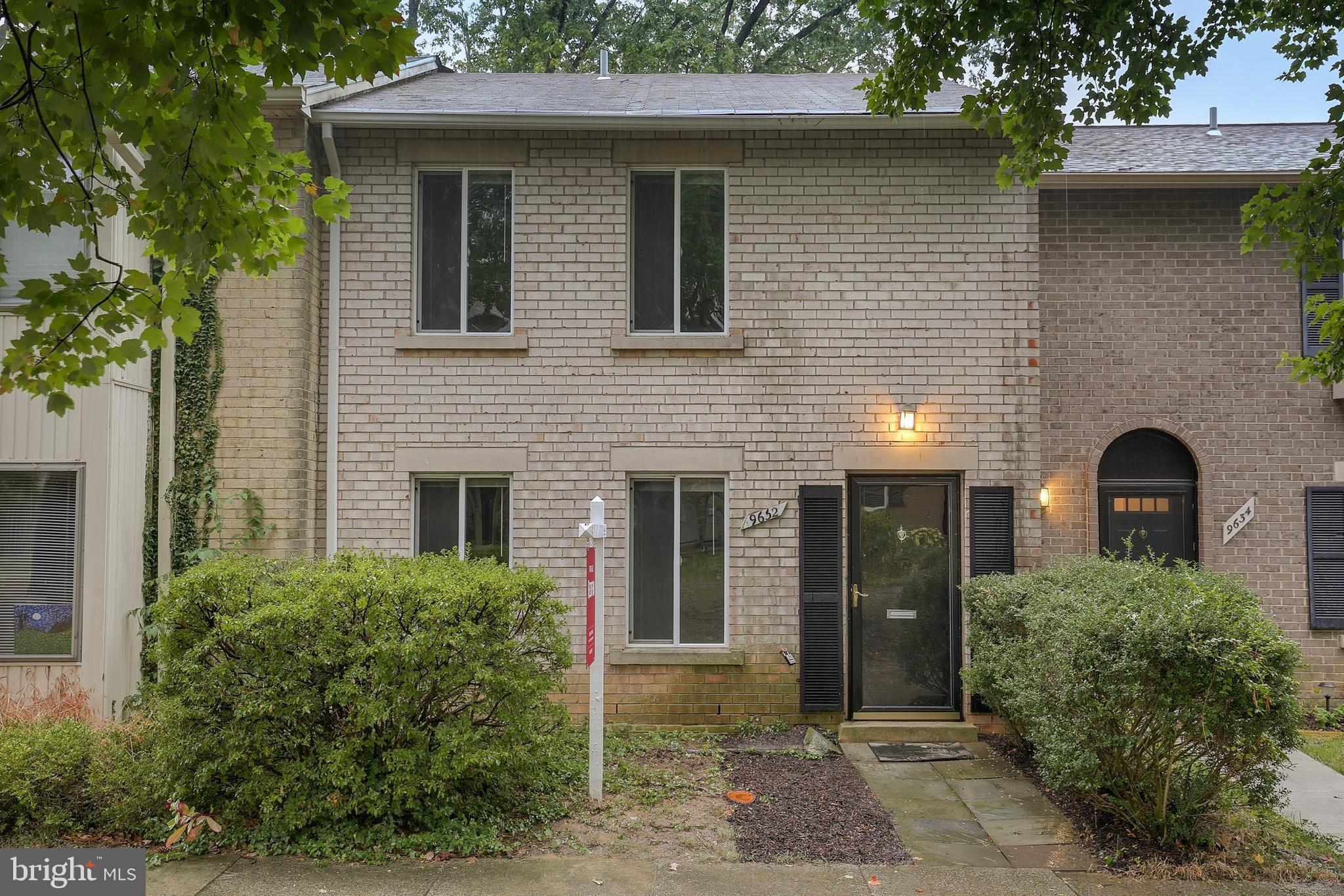 PRICE REDUCTION!  Amazingly updated brick front townhome in Montgomery Village. This 3 bed 1.5 bath