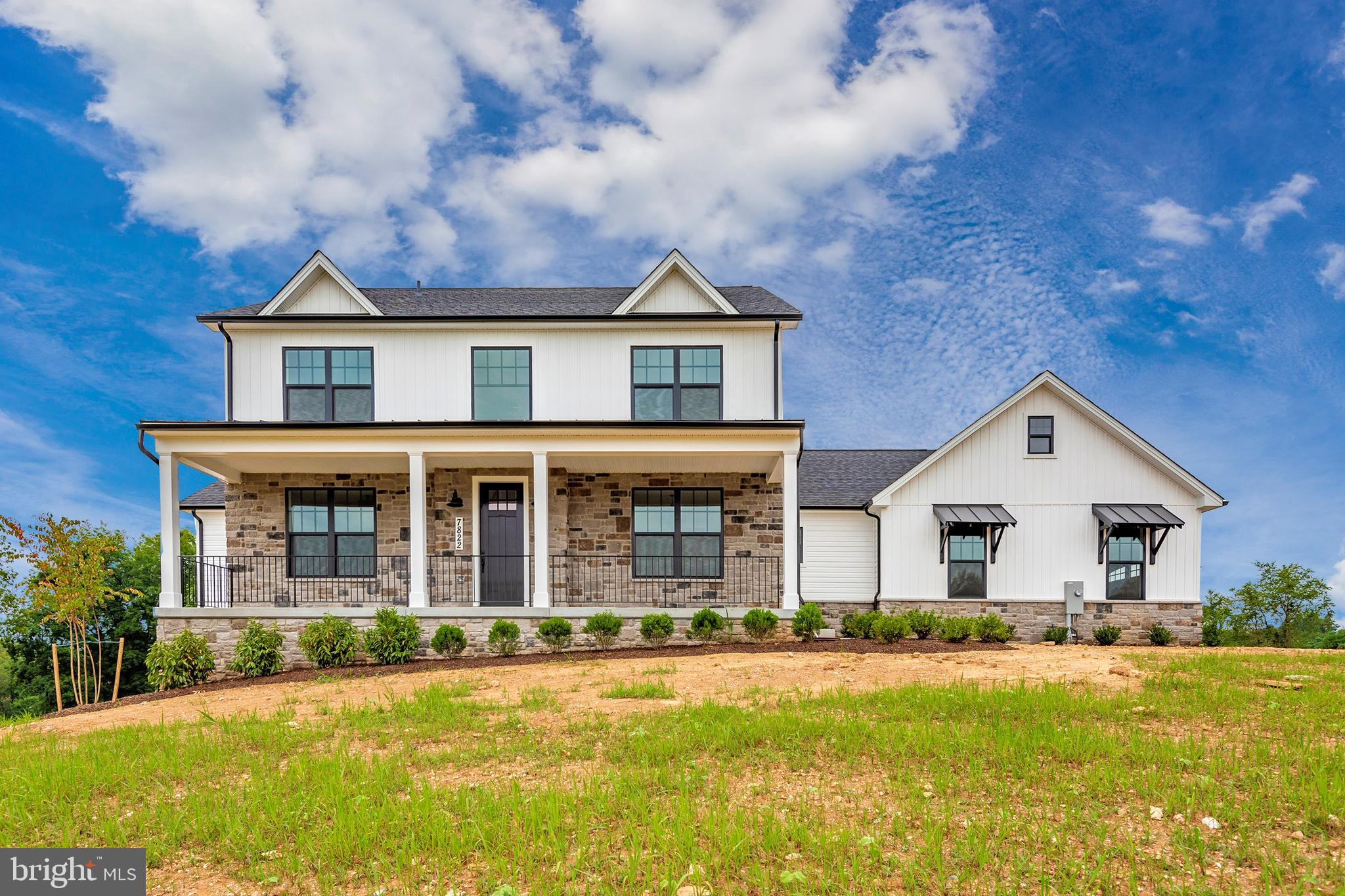 Envision yourself living in this beautiful custom home.  Construction is complete and ready for move