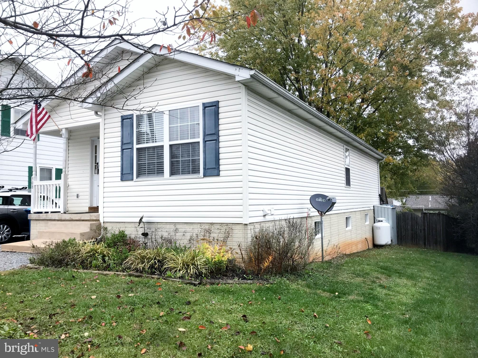 New Listing! A Great Berryville Home Built in 2004 & Offering 1,800+ Finished Sq. Ft. On 2 Levels! T