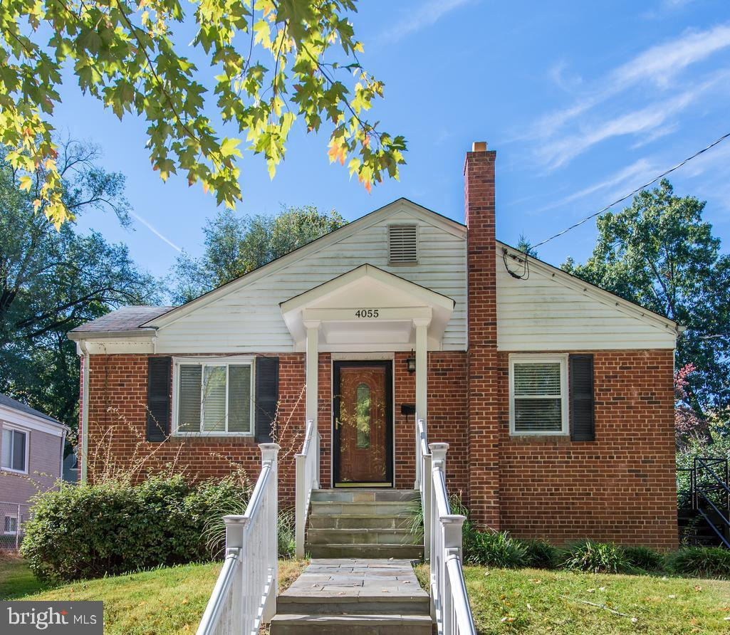 Welcome to 4055 Adams Dr! Own this lovely 4 BR 2 FB home in a very conveniently located and quiet ne