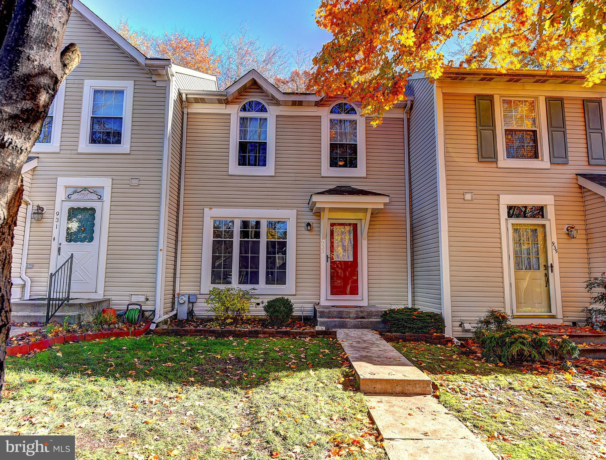 LOCATION AND LOVELY TOWNHOME IN WHITE OAK IN THE HEART OF BEL AIR FEATURES UPDATES THROUGHOUT!  SPAC