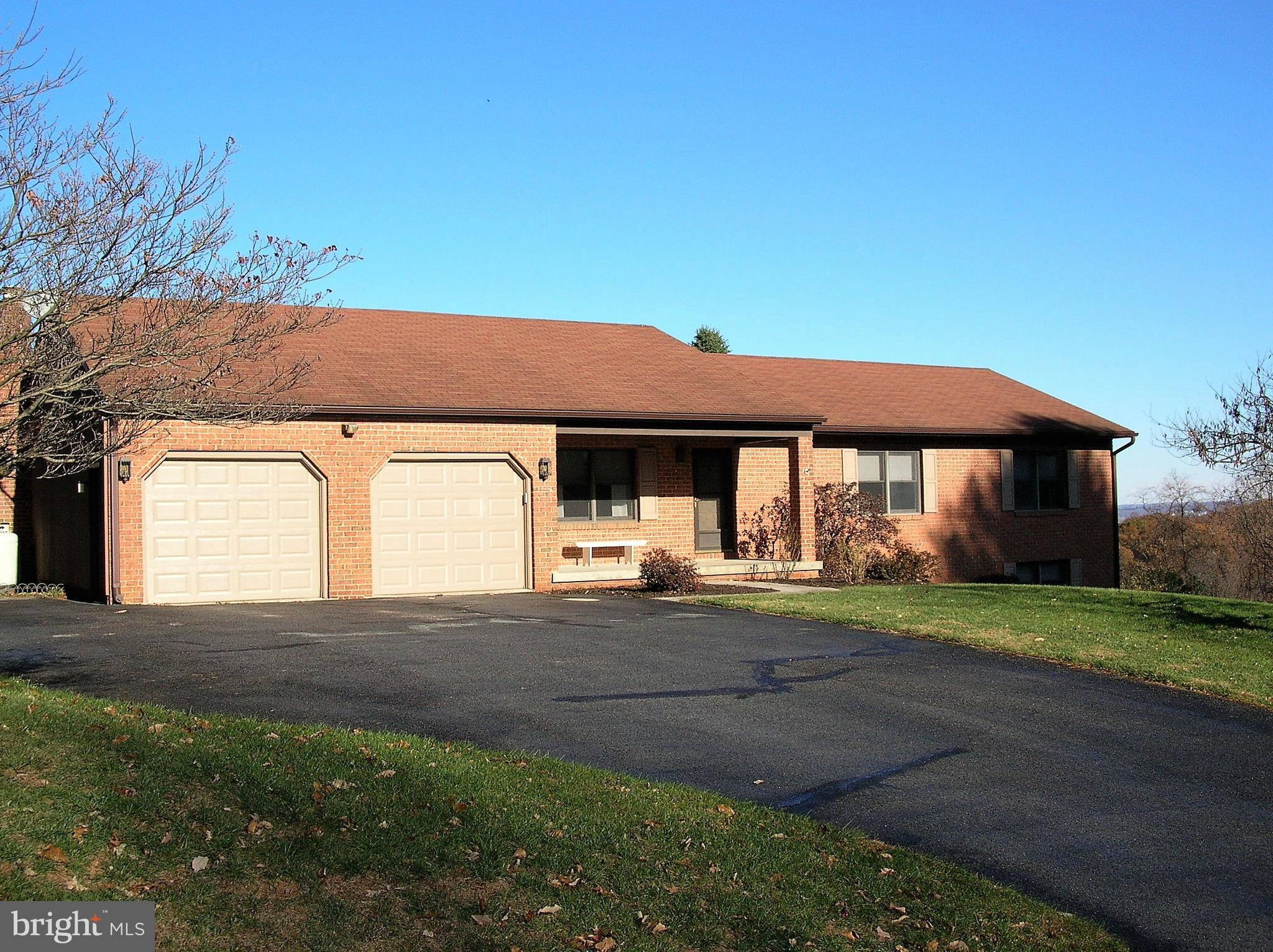 Beautiful well maintained rancher, in Mt. Zion Estates near Jefferson on a one acre lot, that is in