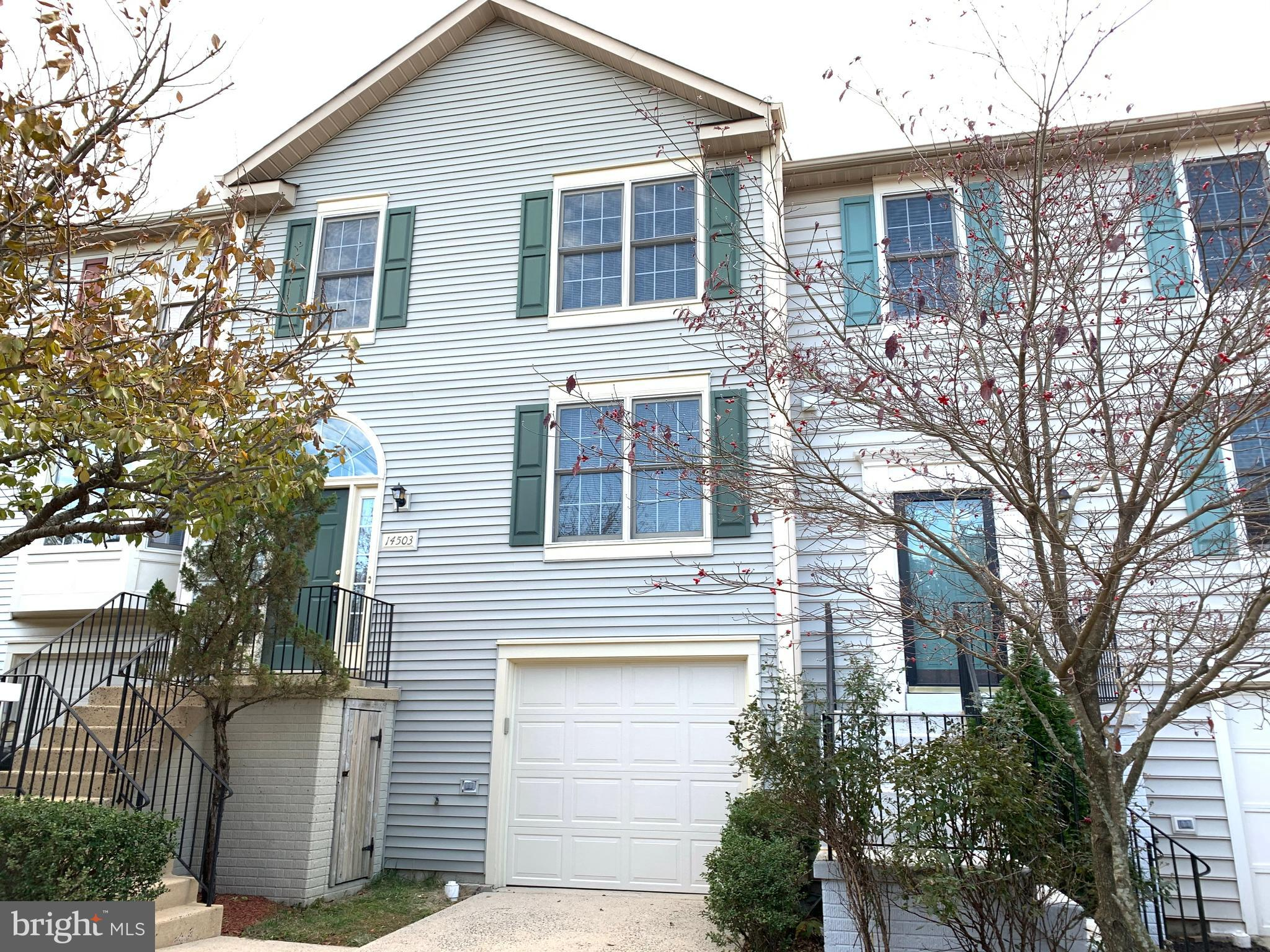 Affordable three finished level one car garage town conveniently situated on a cul de sac located in
