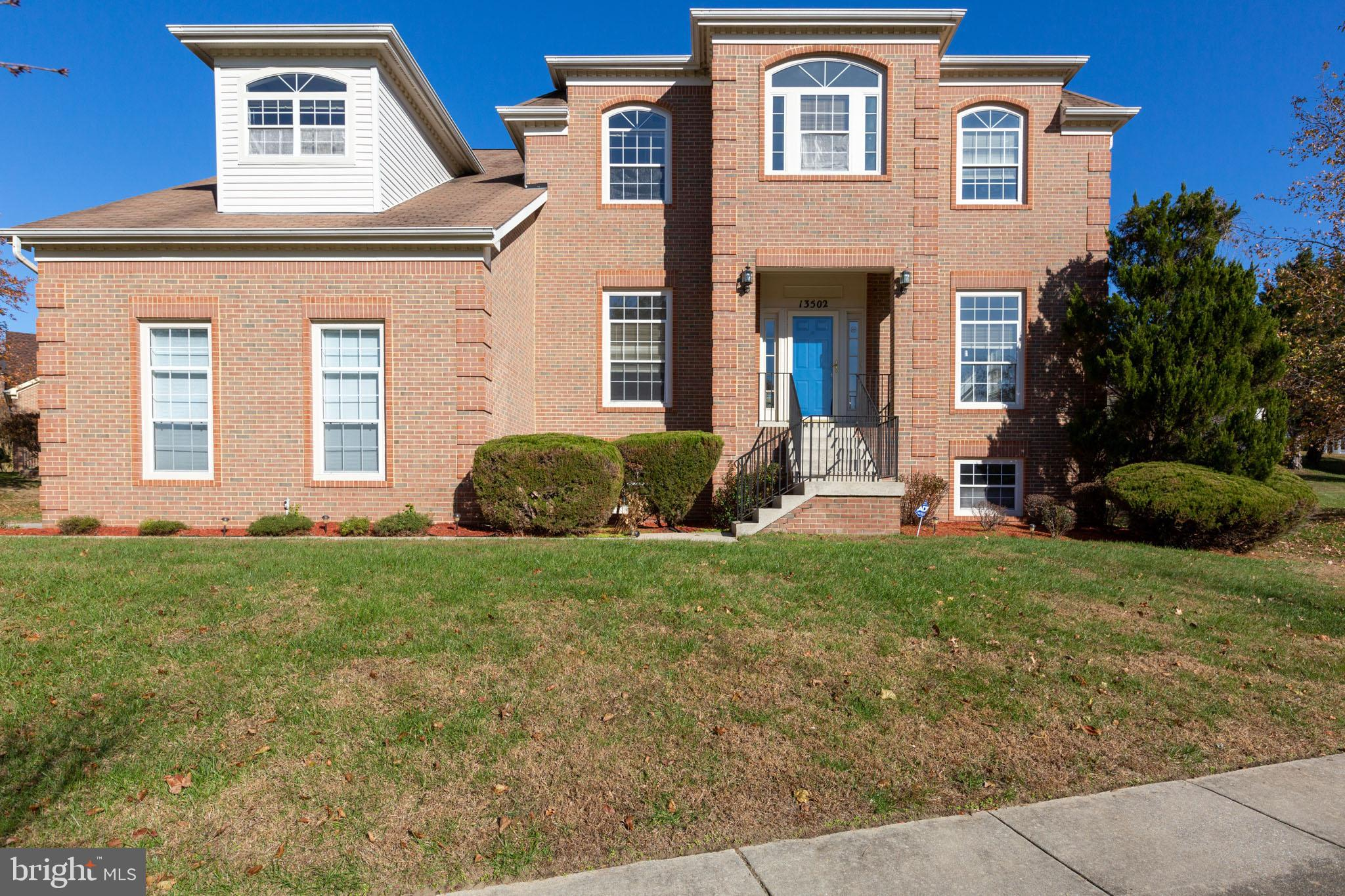 Beautifully updated  4 bedroom 2.5 bath home in Perrywood. A light filled 2 story entry way greets a