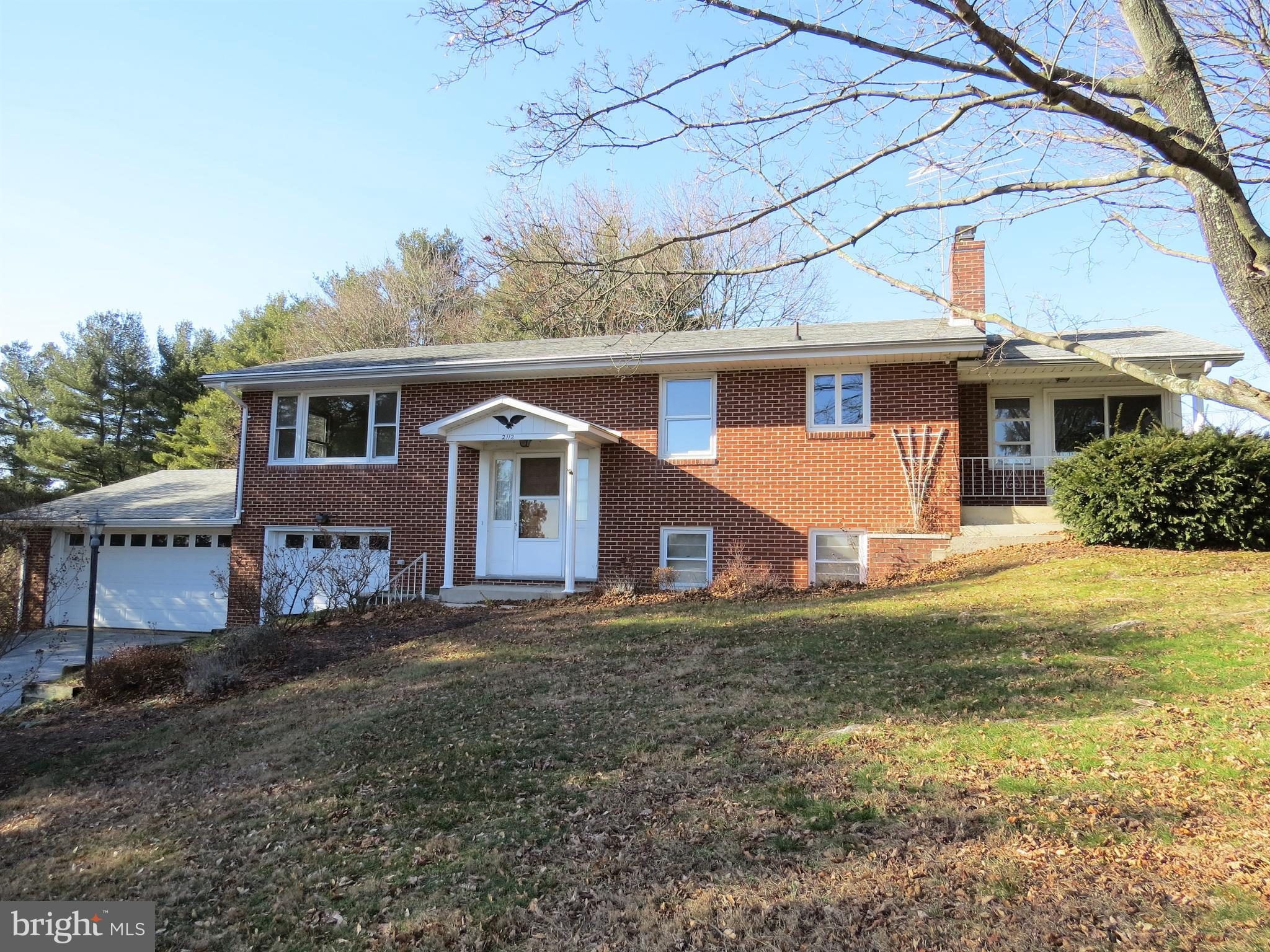 Large 3 Bedroom Brick Home Includes 2.3 Acres With The Convenience Of Local Shopping Nearby Within A