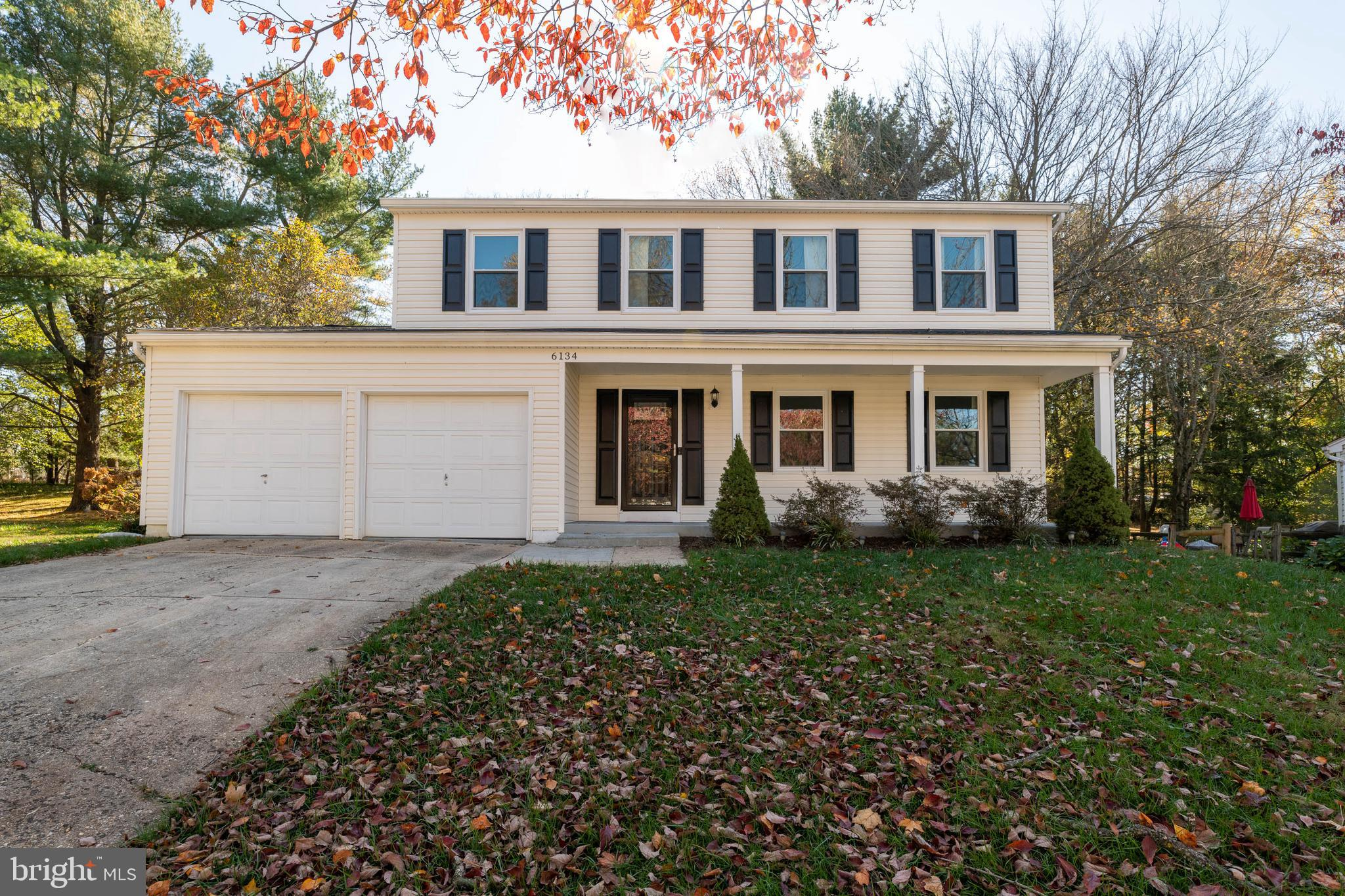 Immaculate Updated Colonial on quiet, wide street in Columbia. Move-in ready!  Notable updates inclu
