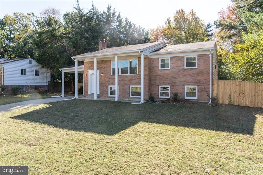 This is it!  Move in ready, fresh paint, new flooring, appliances, and it's beautiful.  Spacious home with a huge fenced in flat rear yard. Be in your new home for the Holidays!  This is a Fannie Mae HomePath property.