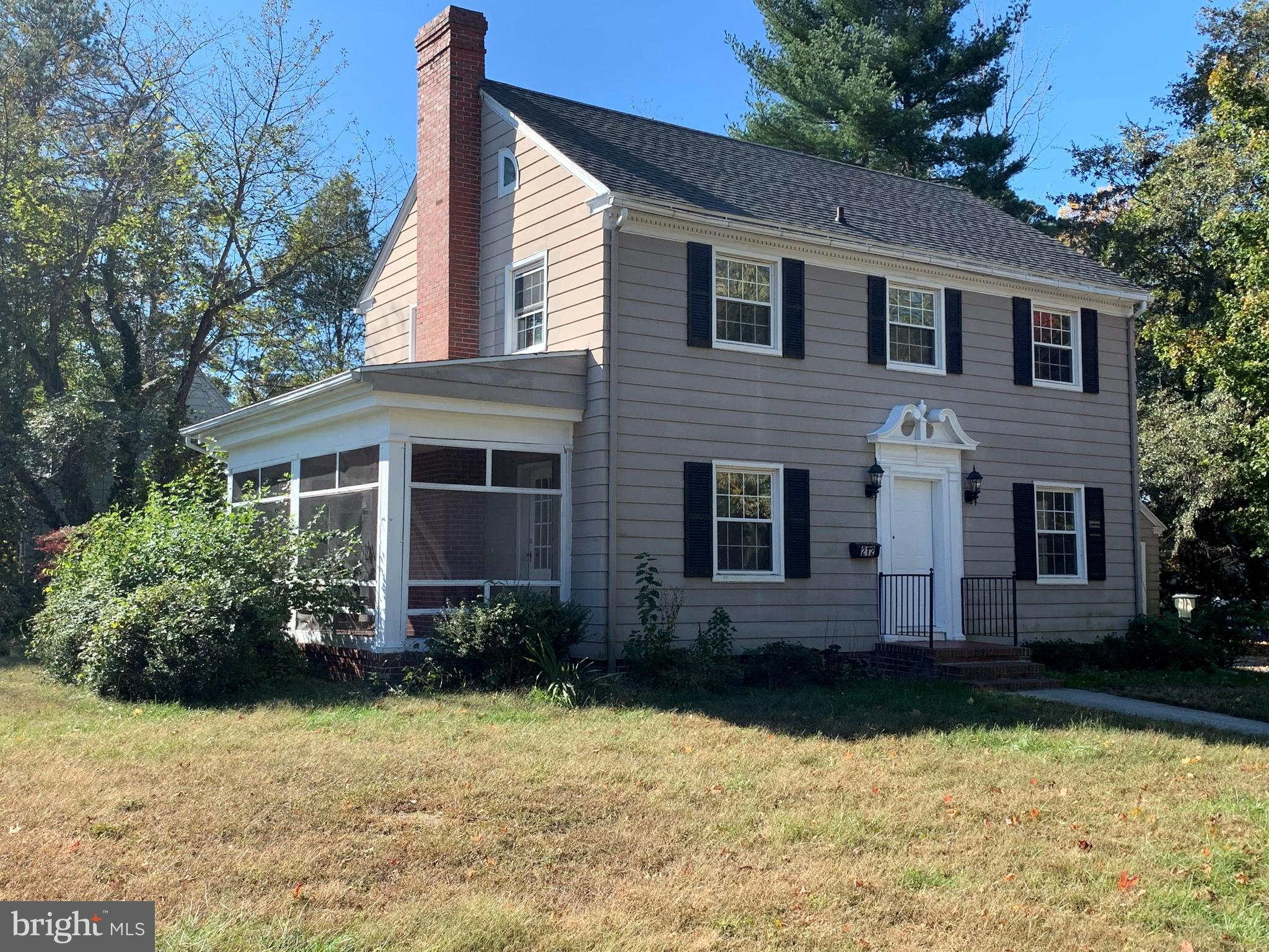 Welcome home to this lovely colonial nestled on a picturesque tree-lined street in Clairmont Village