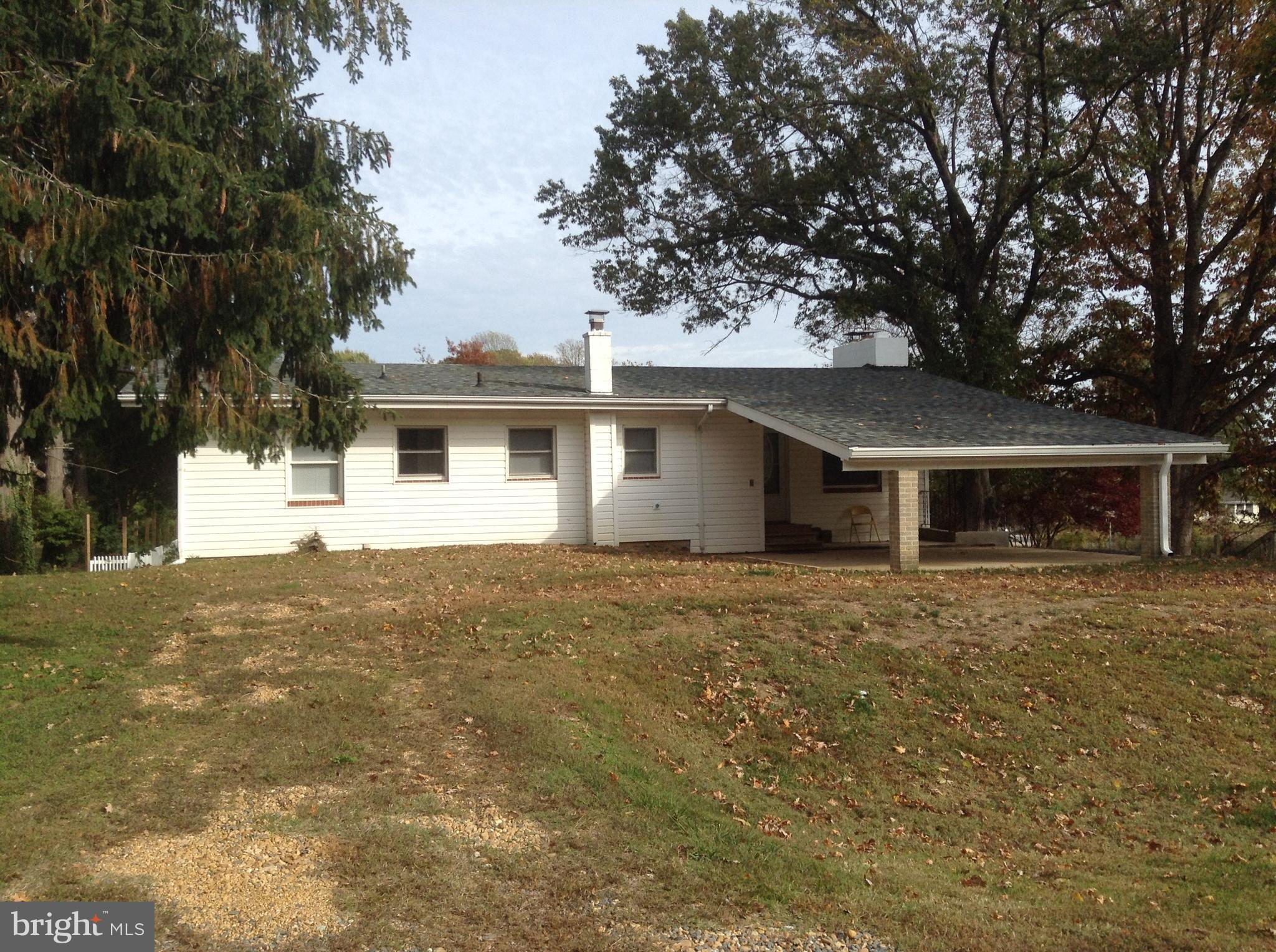 Remarkable Updates here...Lovely home, with new roof, all new updated septic system, Hvac, ...move i