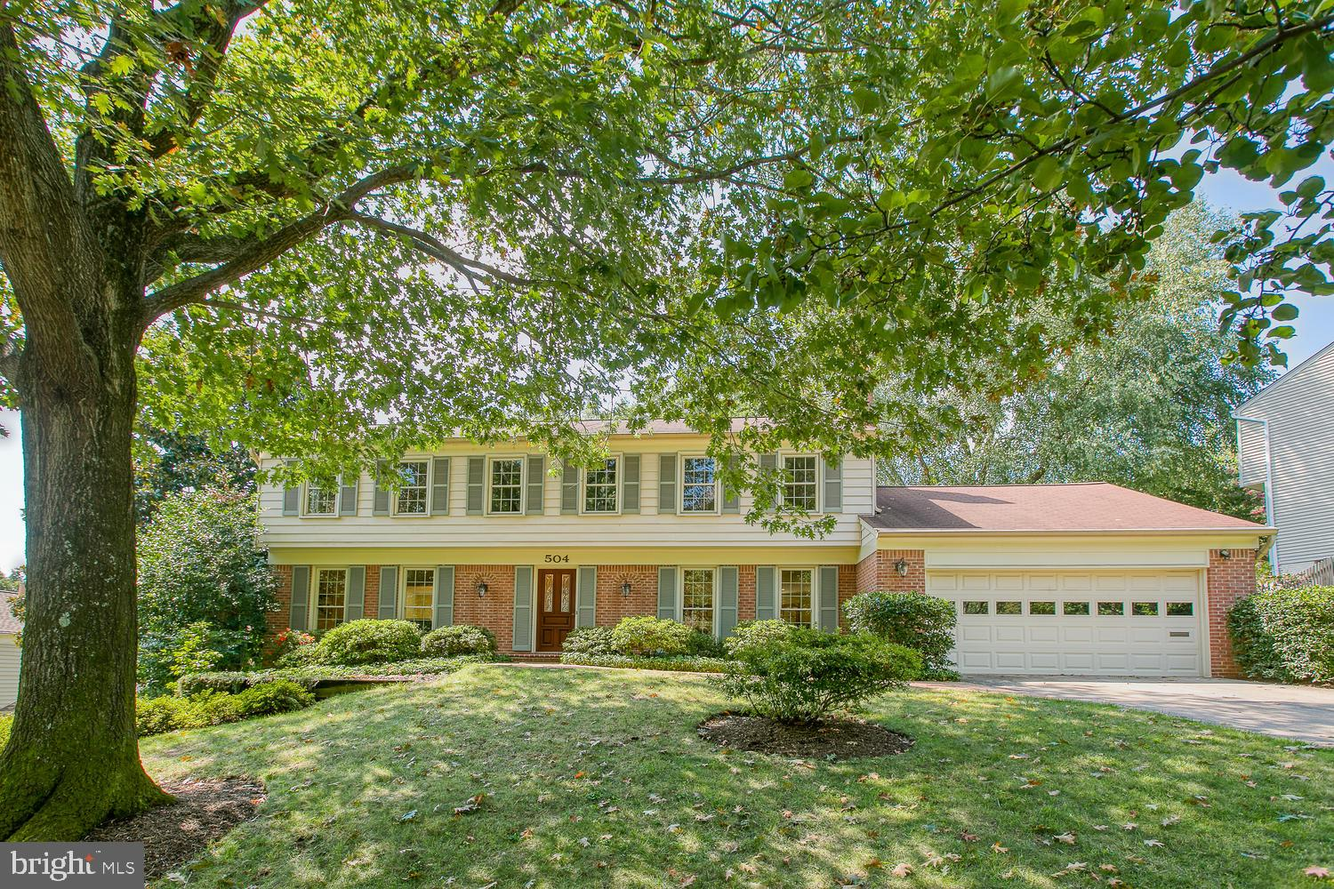 AMAZING PRICE FOR Seminary Ridge! 4BR/2.5BA classic center hall colonial with spectacular private backyard! Meticulously maintained and ready to move in! Updated eat-in kitchen with granite, upgraded solid wood cabinets and stainless steel appliances! Main level layout is perfect for entertaining with formal living and dining rooms, family room with gas fireplace, and fabulous sunroom with skylights, vaulted ceiling, huge windows and French doors opening to deck, patio, and picturesque backyard! Pristine hardwoods on main/upper levels; updated double-pane windows throughout! 4 large bedrooms on upper level include expansive en suite master with gorgeous updated bath and walk-in closet!  Spacious lower-level with rec room and two bonus rooms -- potential for exercise room or home office!  Private backyard oasis boasts gorgeous mature landscaping and automatic lawn sprinkler system! 2-car garage opens to main-level laundry/mud room! Located directly across from Fort Williams Park -- a natural conservation area.  Alexandria's sought-after Seminary Ridge neighborhood offers easy access to major commuter routes, Crystal City, National Landing, Amazon HQ2, Pentagon, Reagan National Airport and Washington DC! Metro, Old Town Alexandria and Del Ray shops and restaurants, and multiple highly-rated schools are just minutes away! This home is a true sanctuary in the heart of the City of Alexandria!