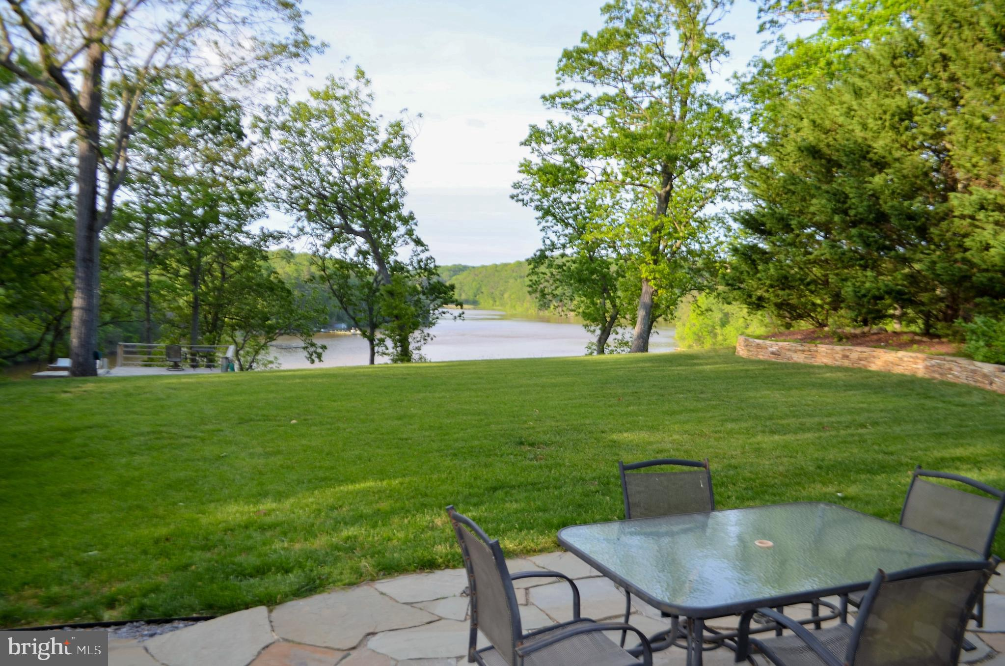 Stunning private waterfront located on a peninsula with breathtaking year-round views of the headwat