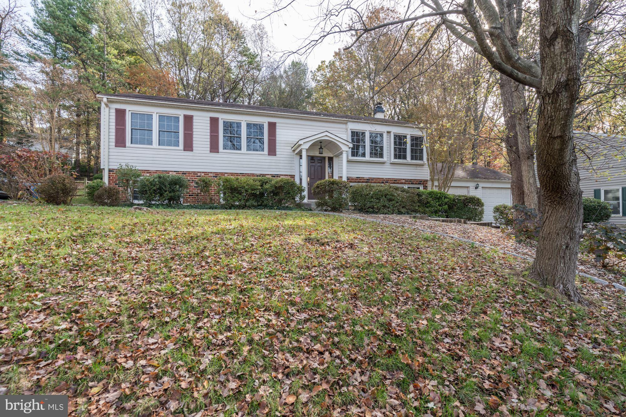 Beautiful split-level 4 bedroom 3 and one-half bath home on Cranberry Lane, a quiet cul-de-sac in Re