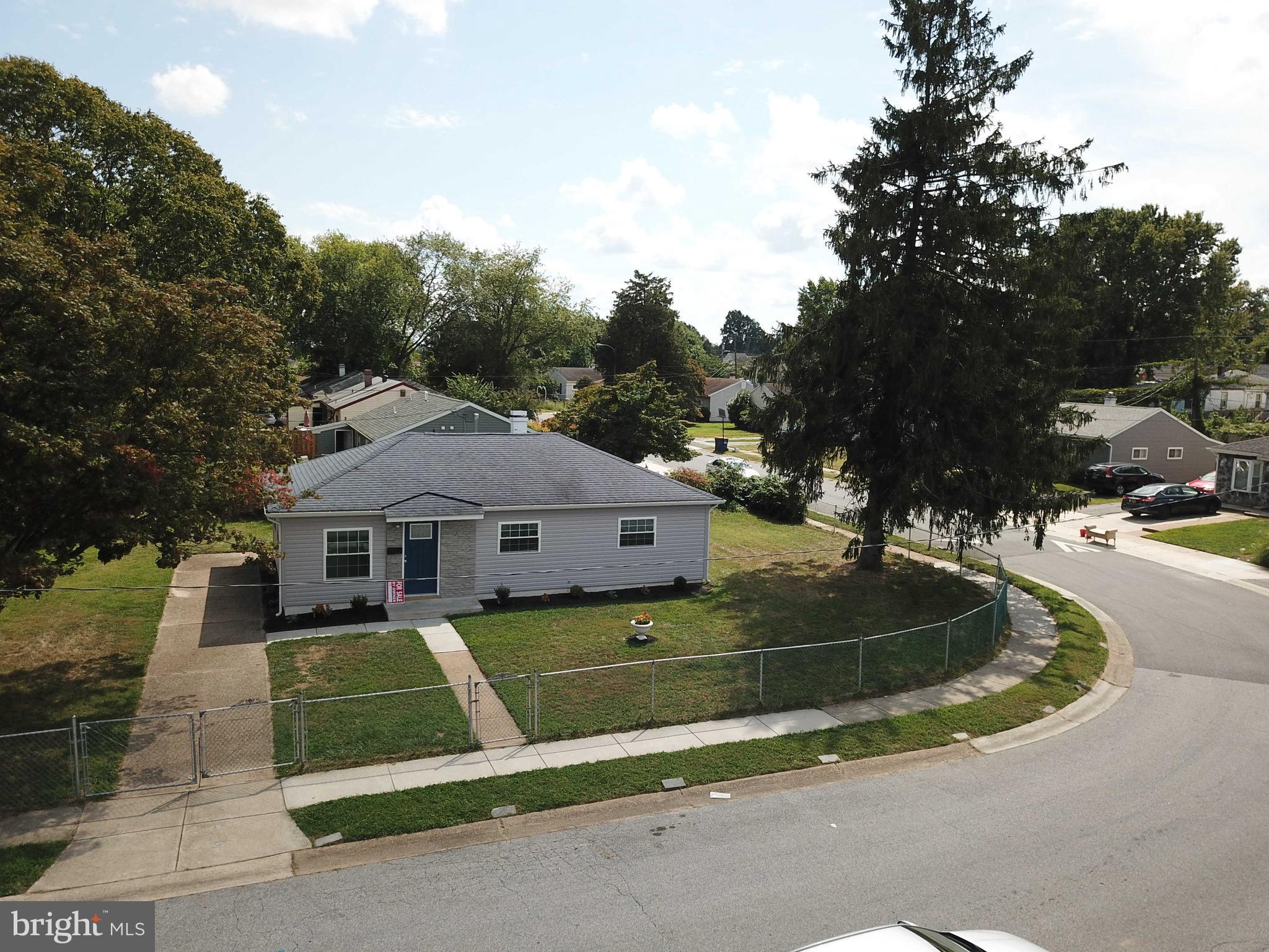 Located in Garfield Park, this 3-bedroom, 1-Bath Ranch home has been beautifully renovated. The home