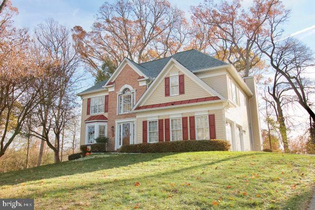 Welcome to this Wonderful Home!  Large 2 story entry foyer, hardwood flooring throughout the first l