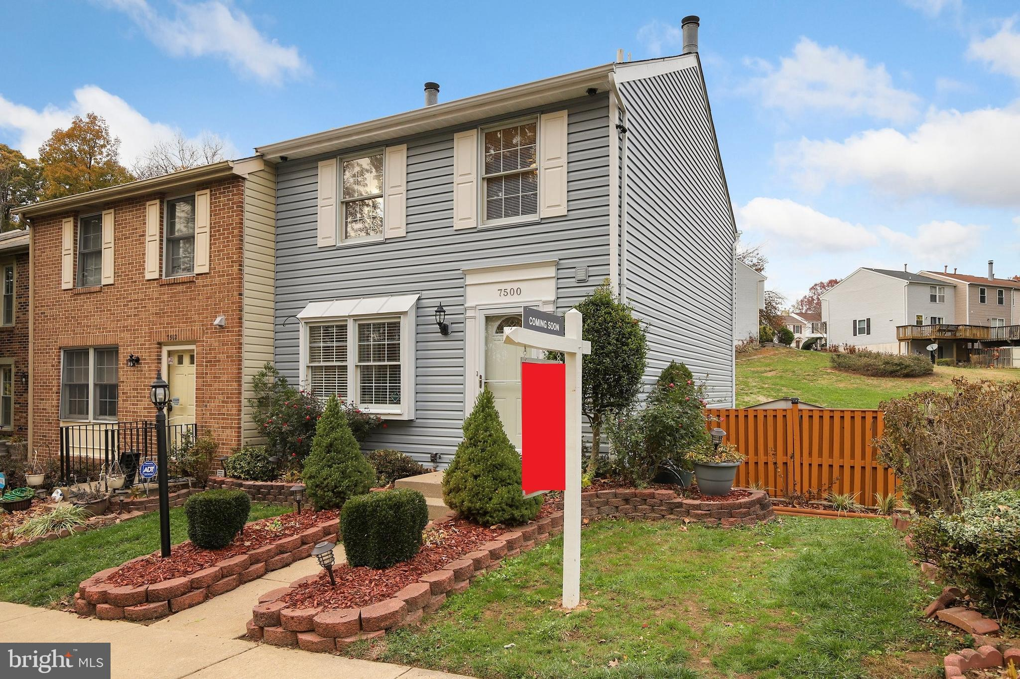 Welcome Home to Pohick Village! This meticulously maintained 3 finished level townhome offers 4 BR,