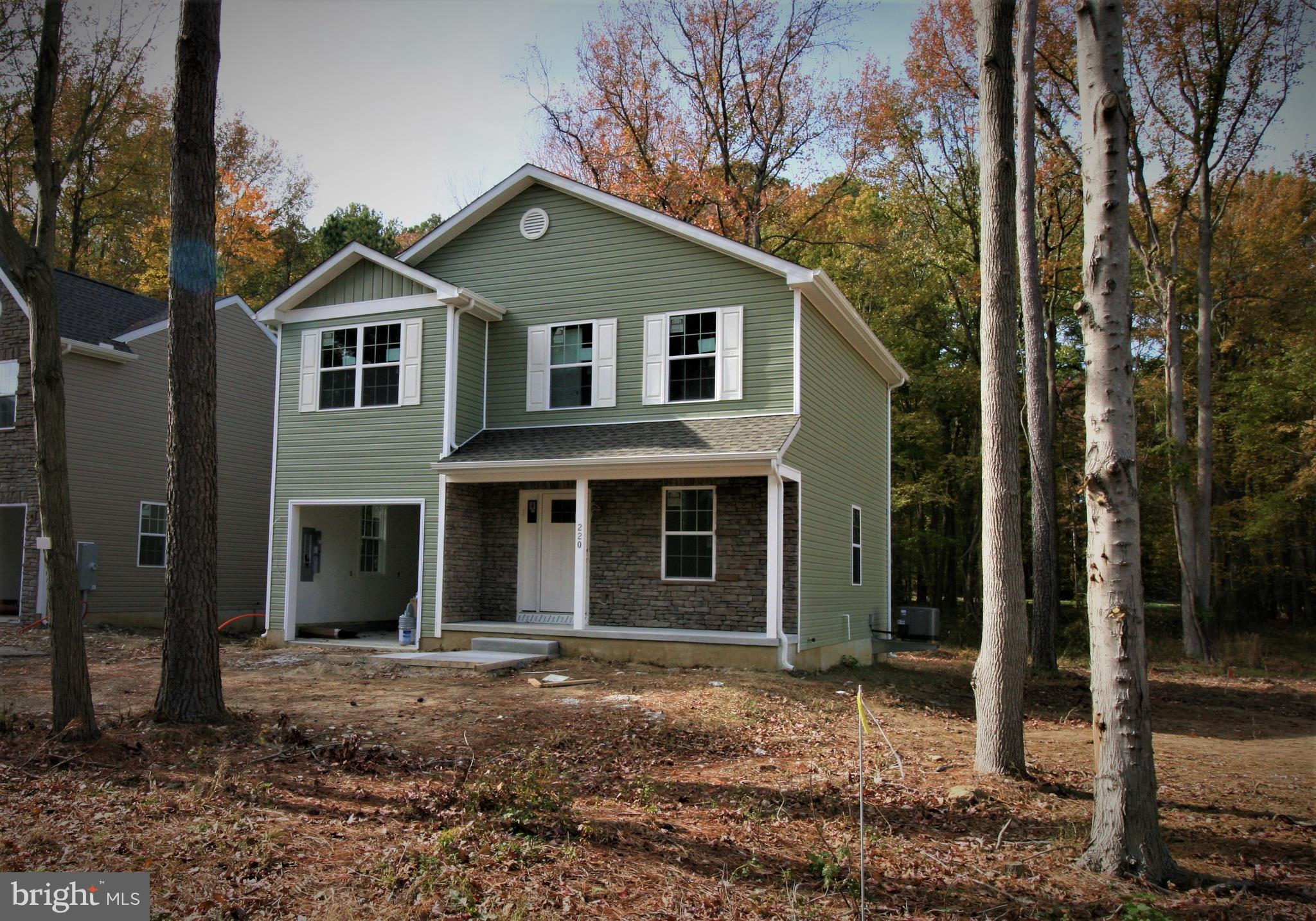 Nearing completion- builder offers $5,000 in closing help with approved lenders. This home features