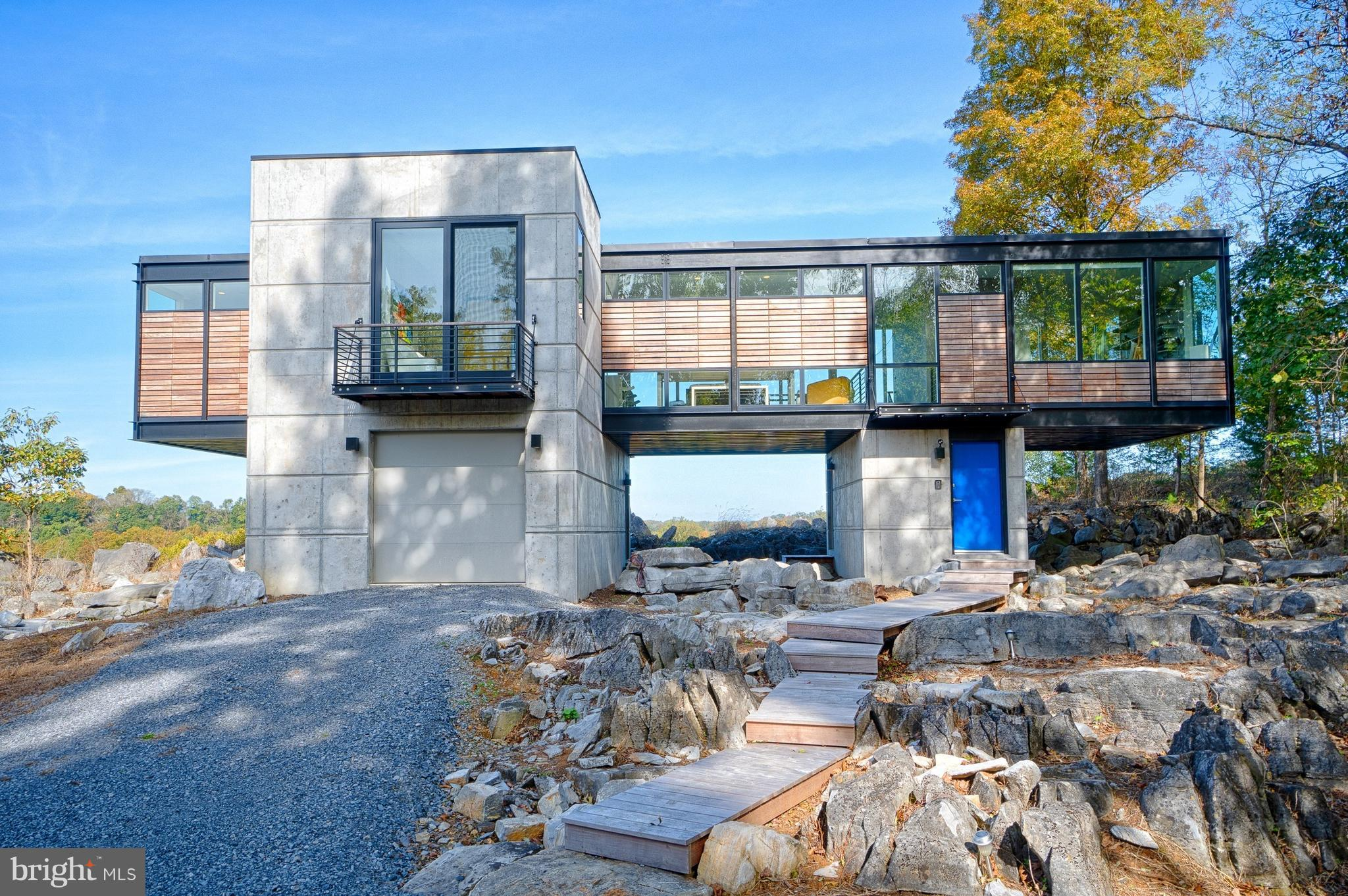 Hawks Nest  is an award winning home with true MILLION DOLLAR VIEWS of the Potomac River and Mountai
