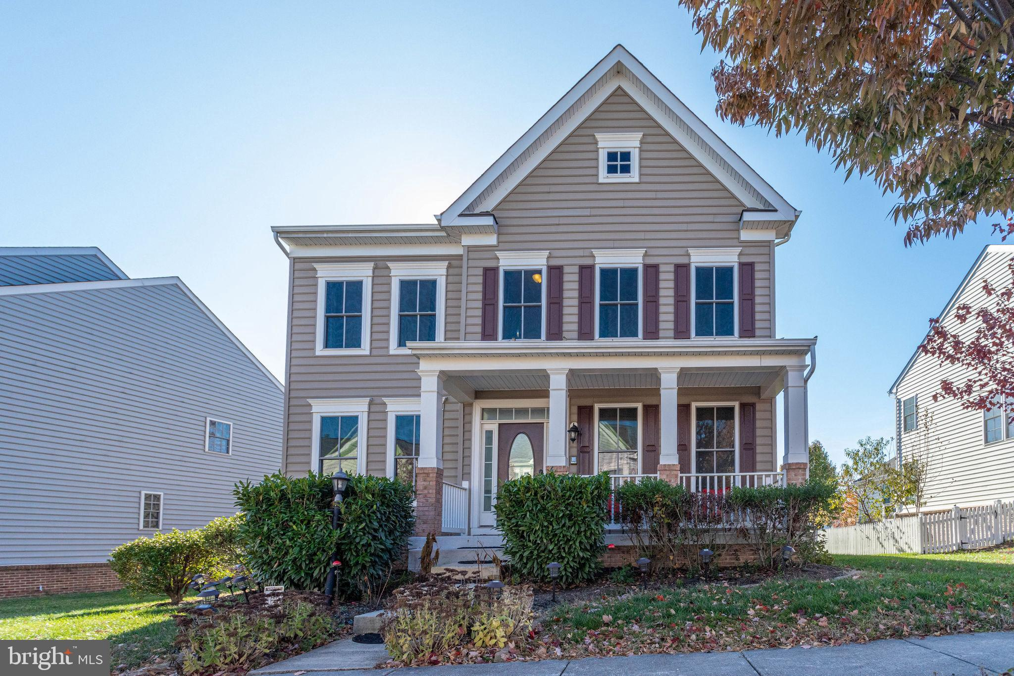 A Home You~ll Be Proud to Call Your Own!  This charming colonial is situated in the heart of the New