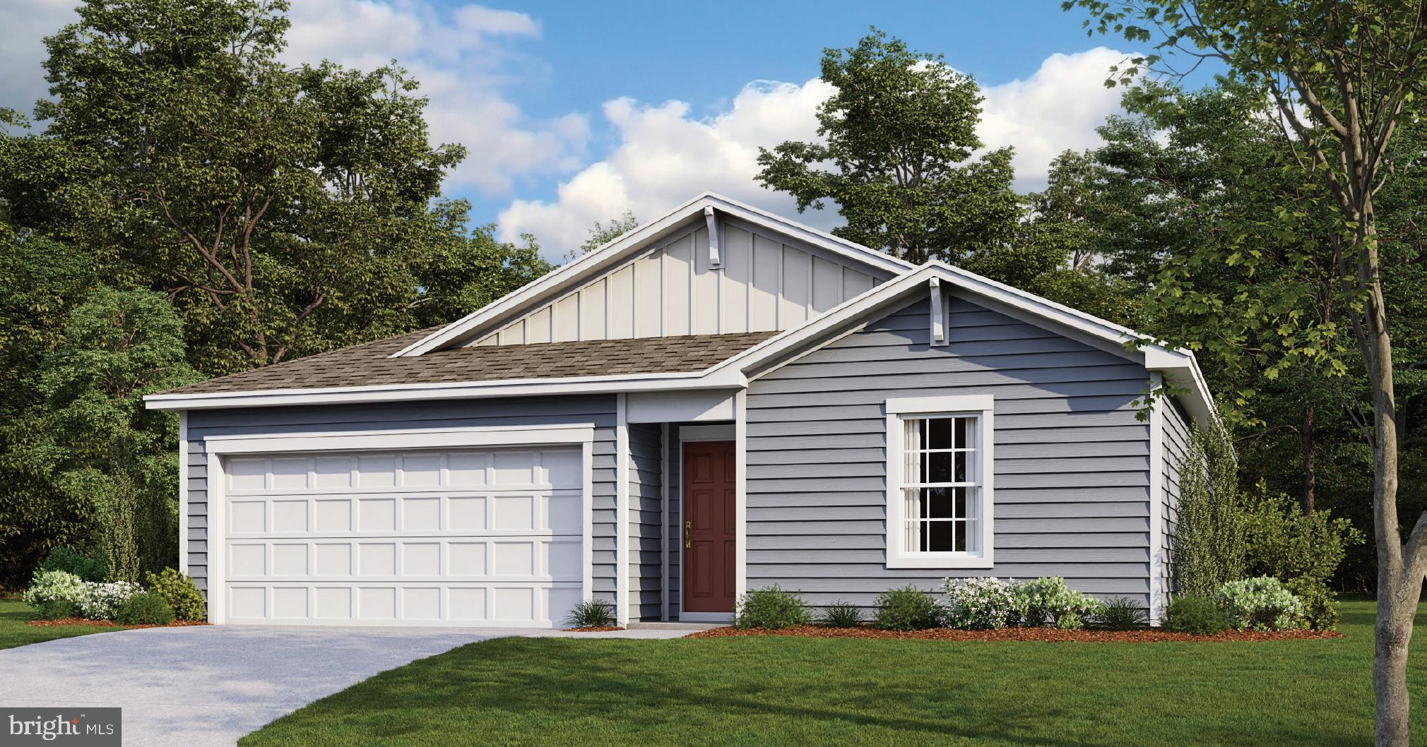 BRAND NEW, MOVE-IN-READY! The Freeport, features 4 bedrooms, 2 bath, and 2 car garage. The openbrigh
