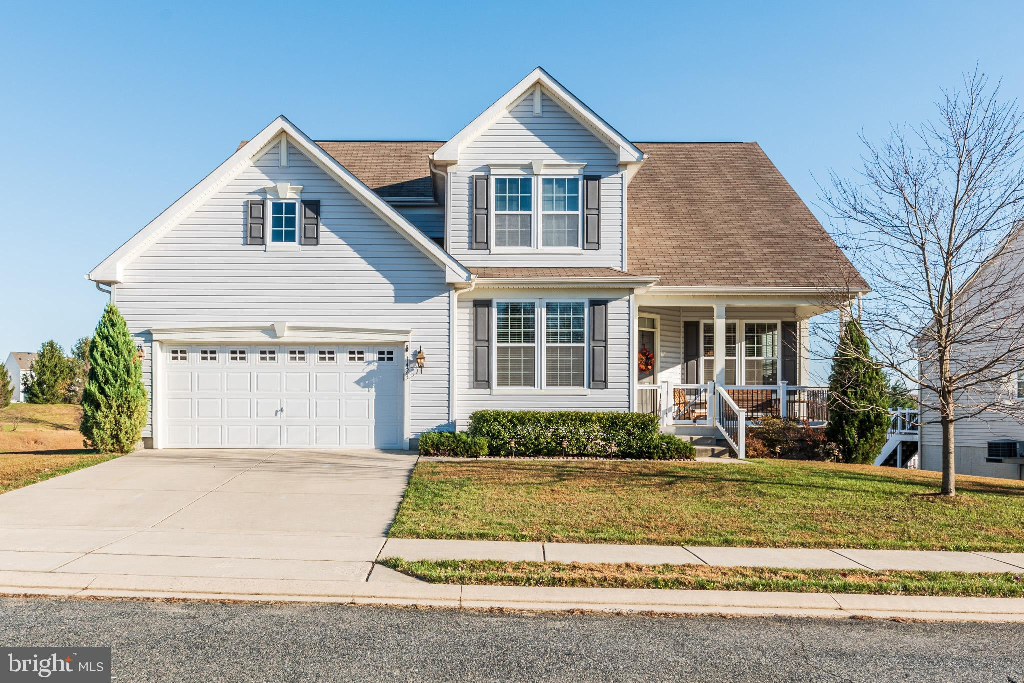 This Beechtree Estates front porch beauty is better then new! This well maintained and loved large h